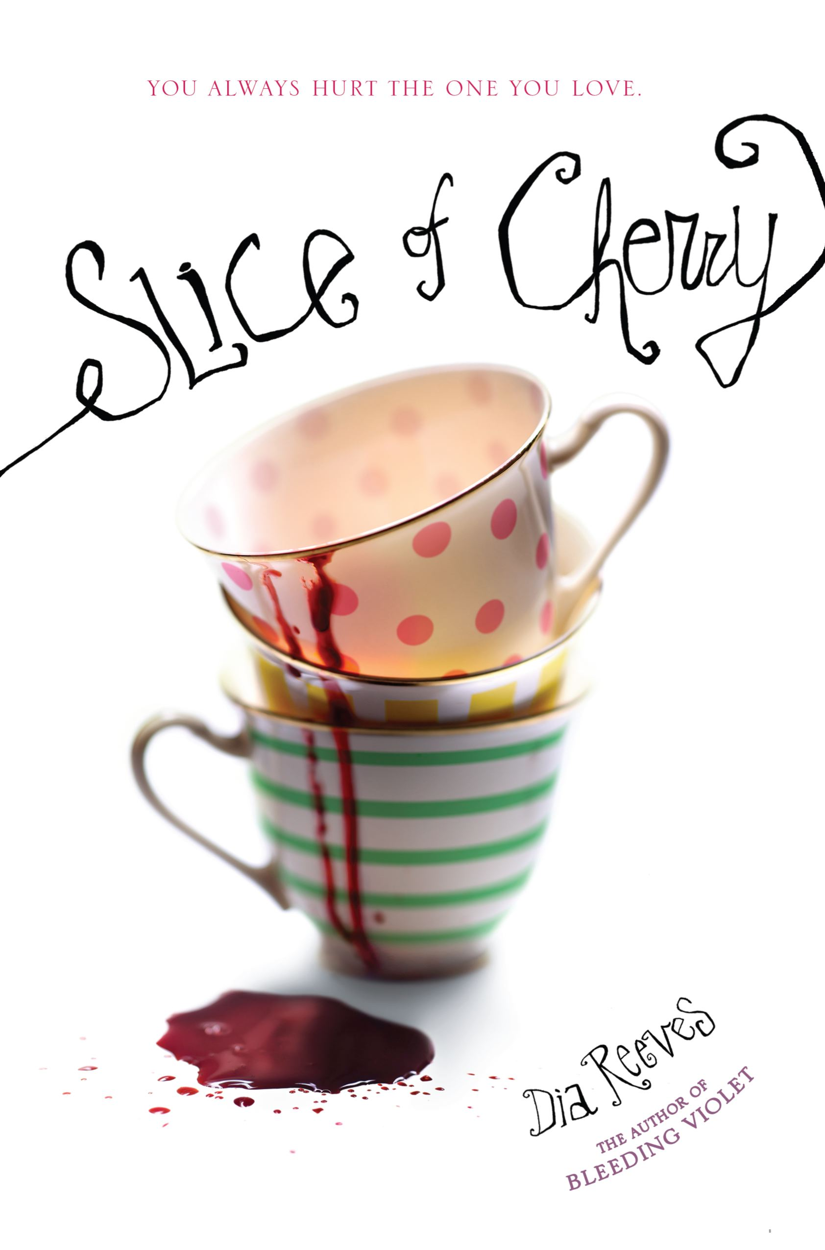 Slice of cherry 9781416986201 hr