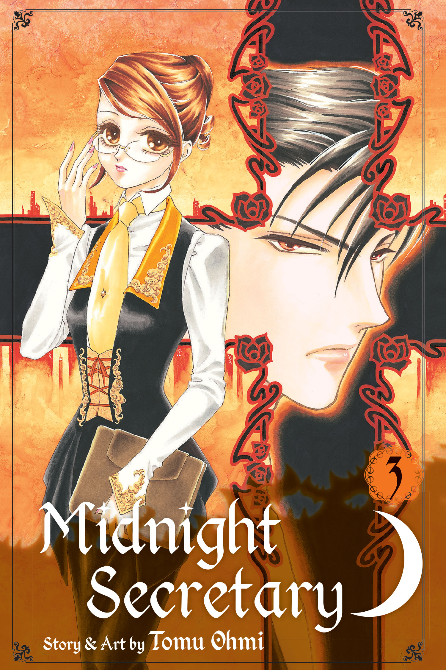 midnight secretary vol 3 book by tomu ohmi official
