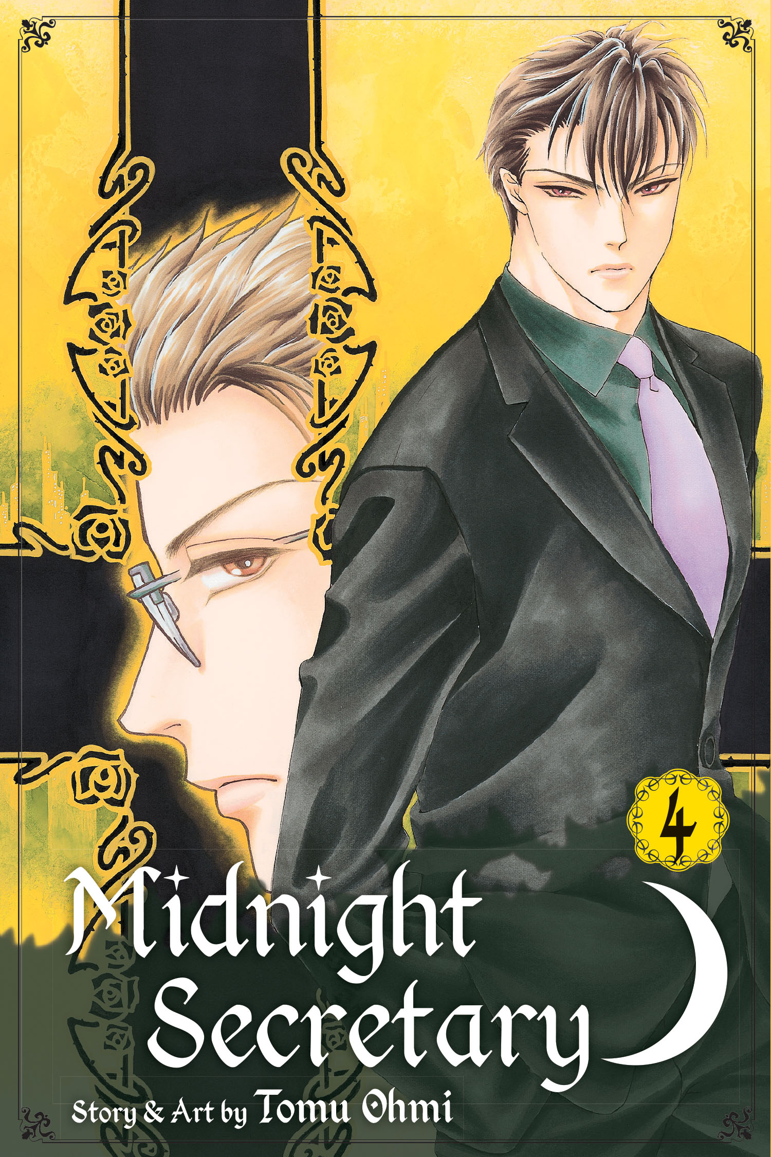 midnight secretary vol 4 book by tomu ohmi official
