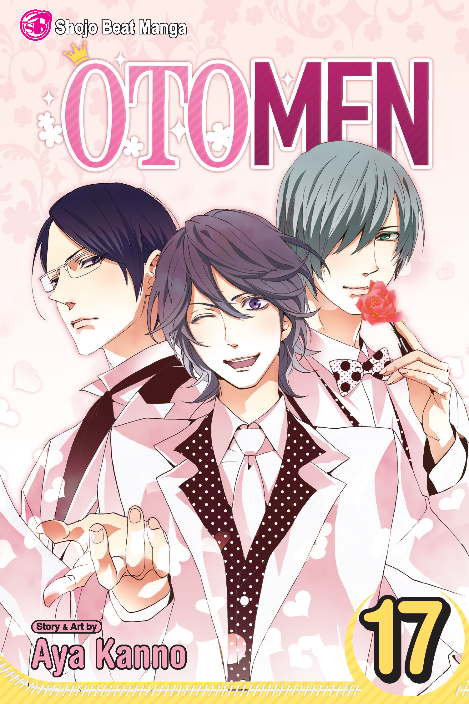 Otomen vol 17 9781421559681 hr