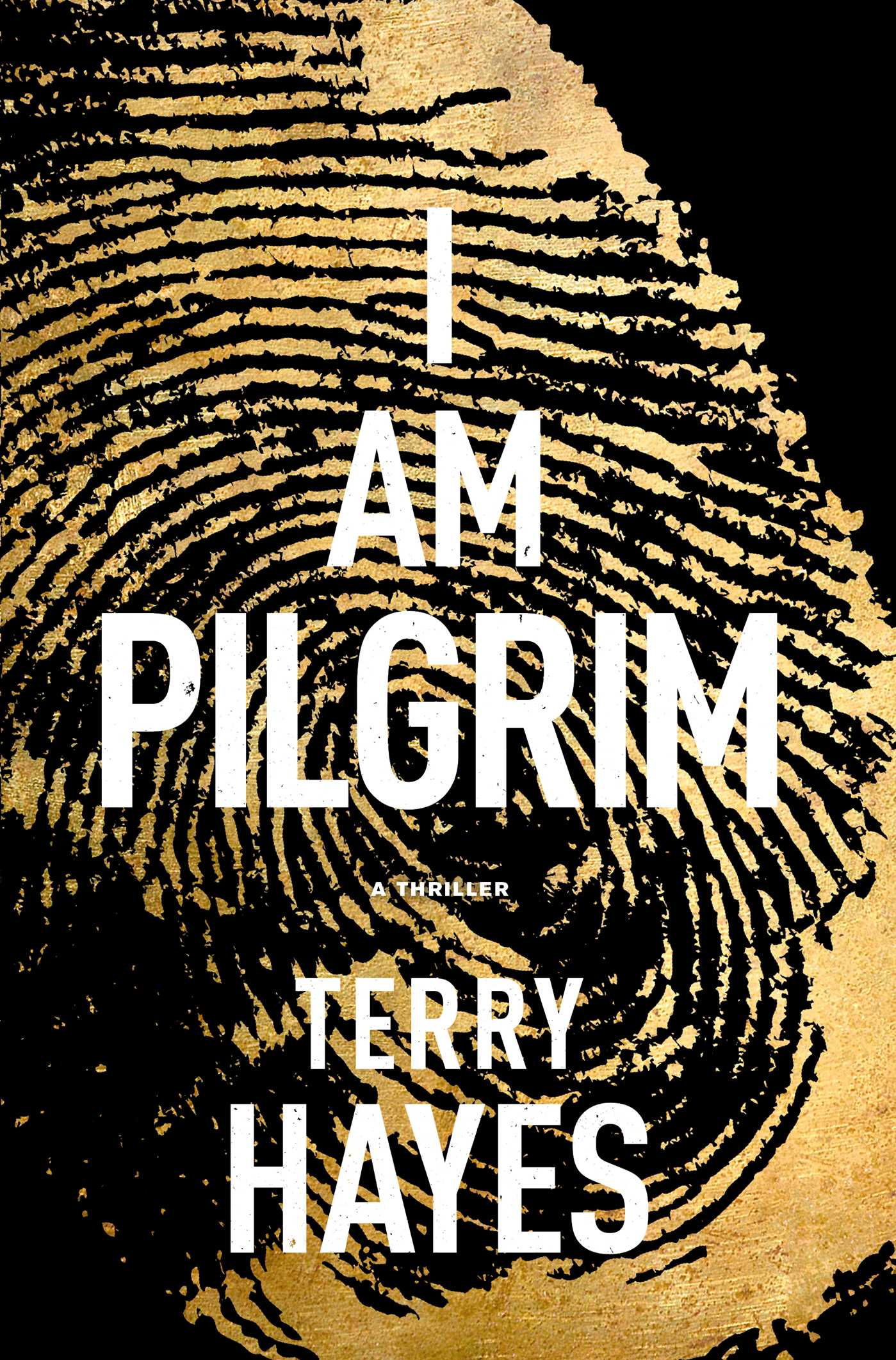 I am pilgrim 9781439177723 hr