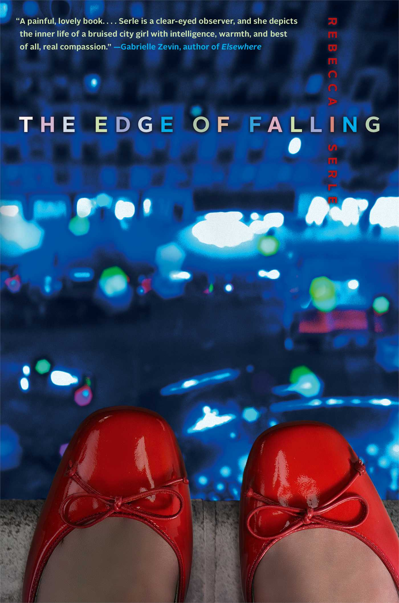Edge of falling 9781442433199 hr
