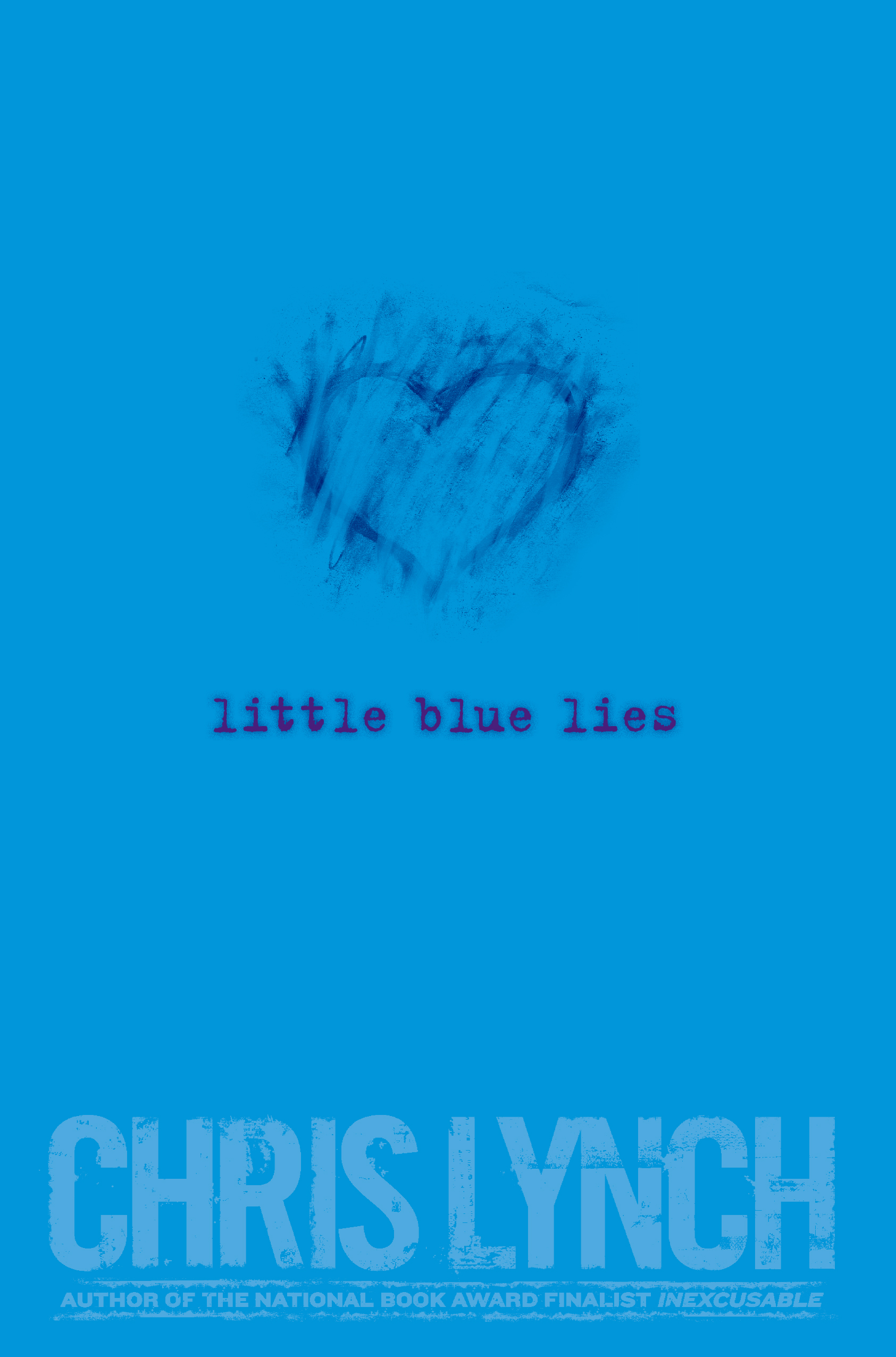 Little blue lies 9781442440081 hr