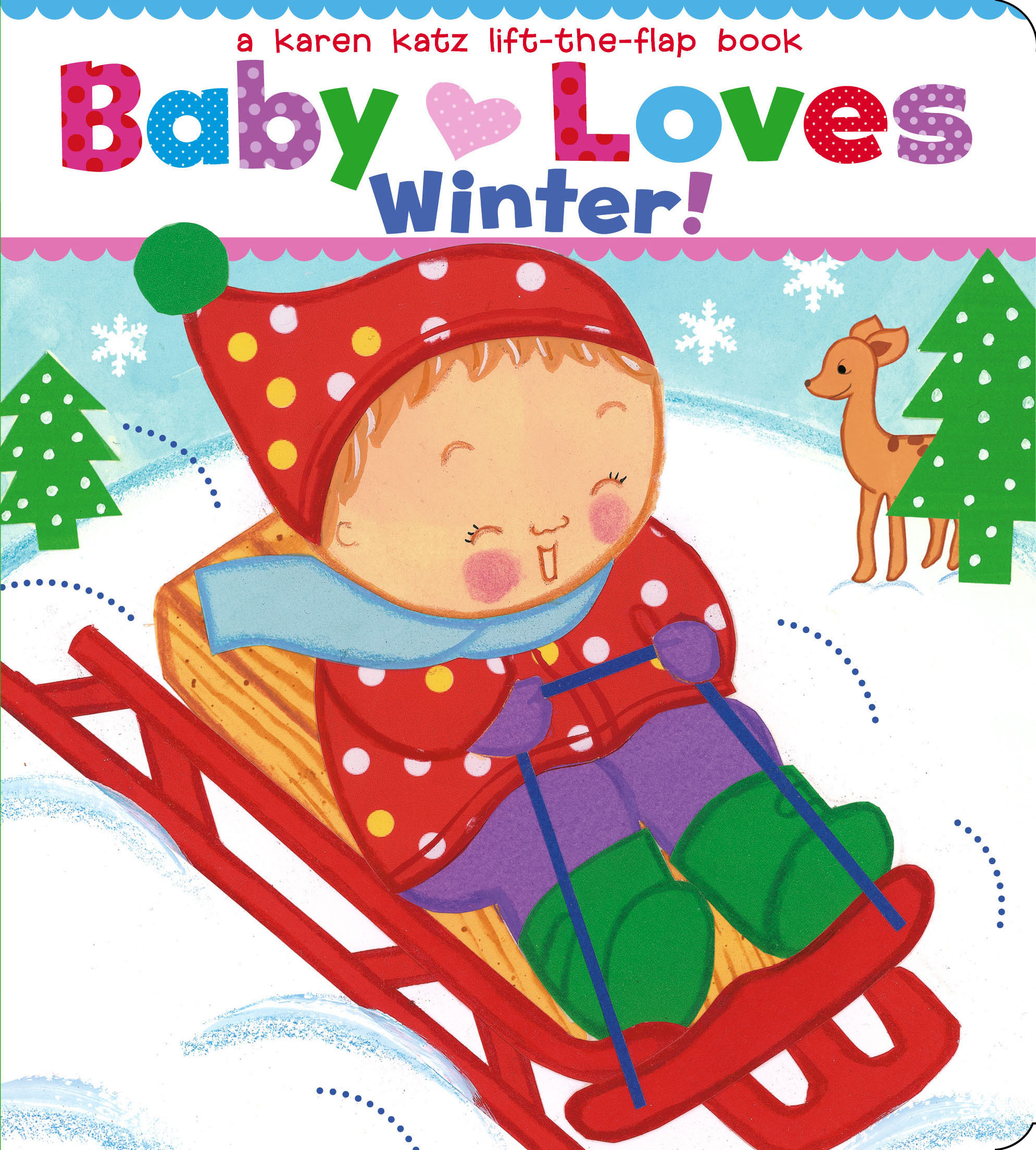 Baby loves winter! 9781442452138 hr