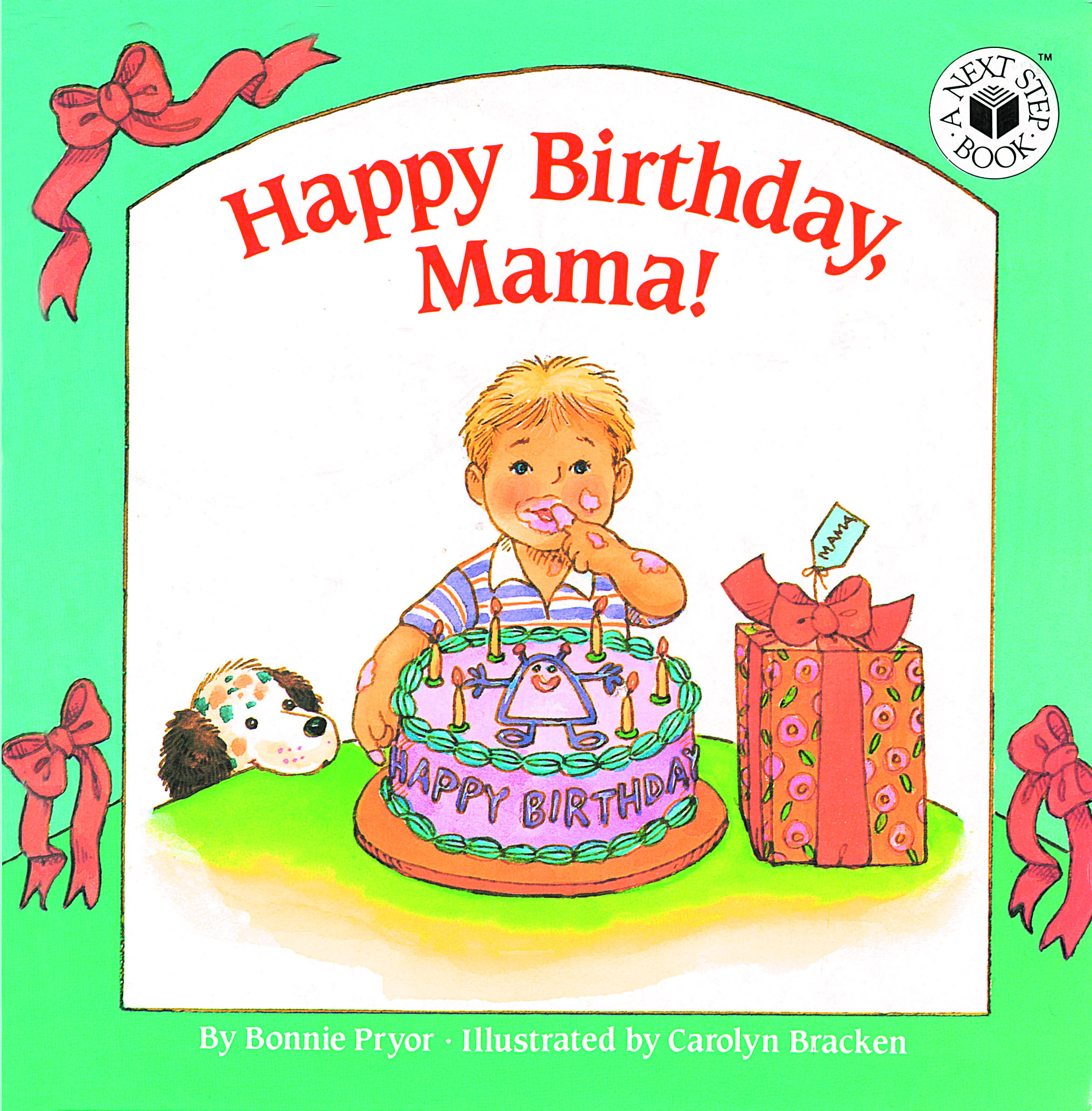 Happy birthday mama book by bonnie pryor official publisher book cover image jpg happy birthday mama publicscrutiny Image collections