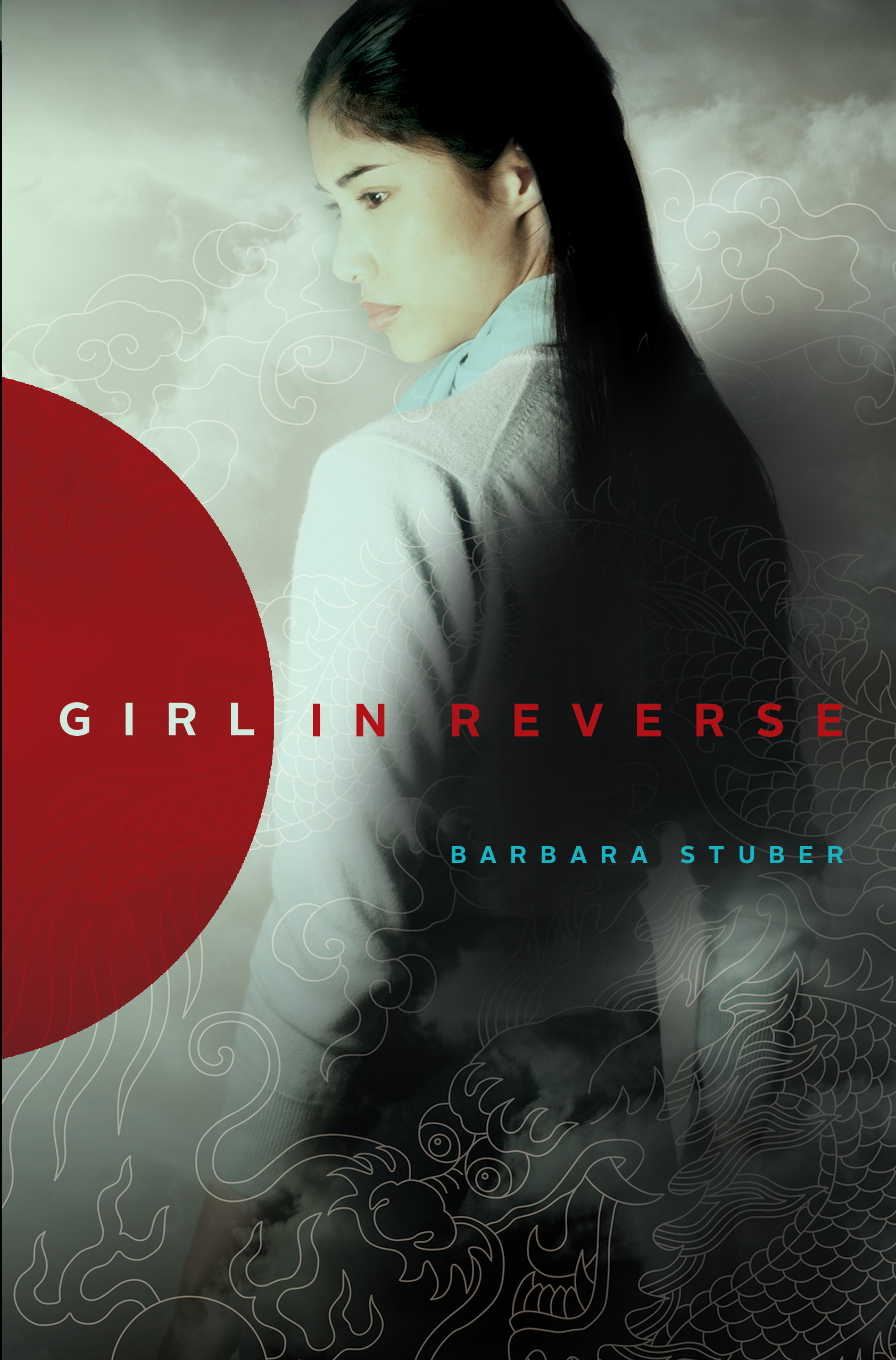 Girl in reverse 9781442497344 hr