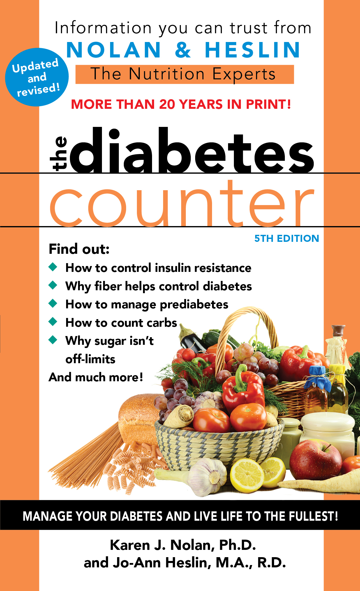 Diabetes counter 5th edition 9781451621662 hr