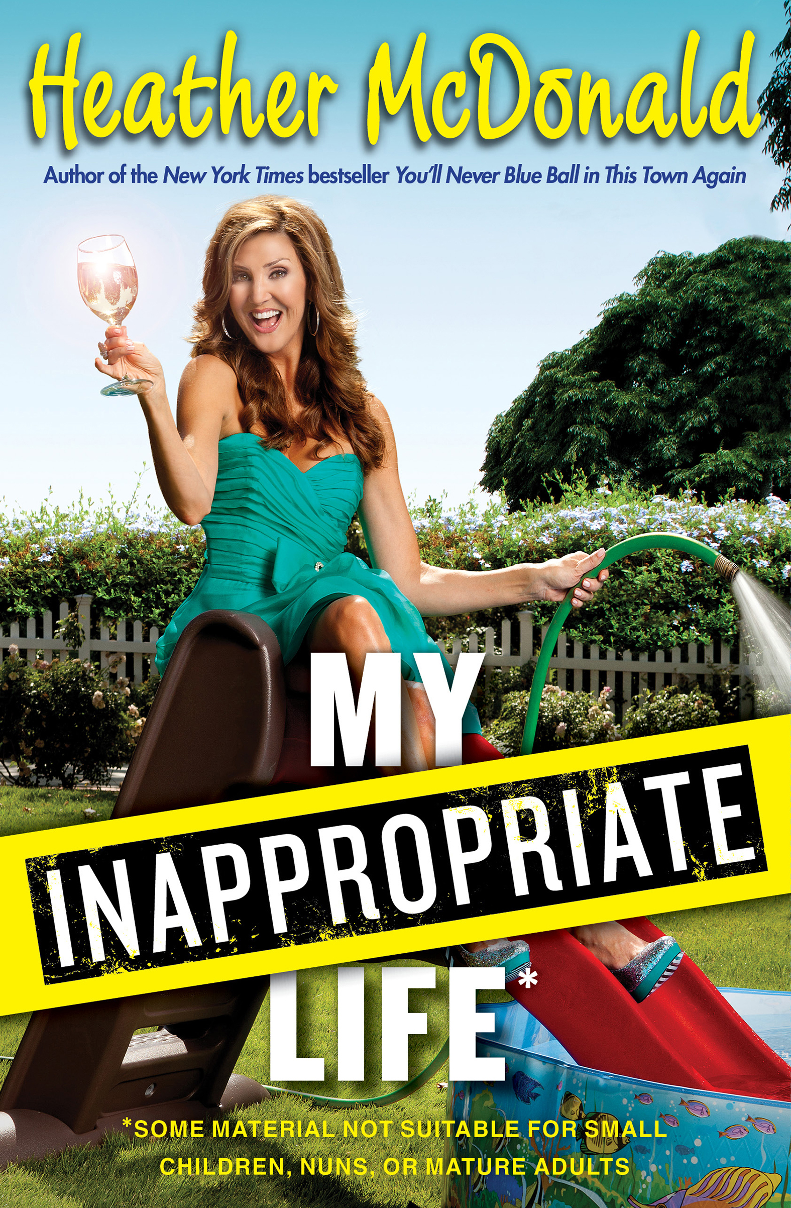 My inappropriate life 9781451672237 hr