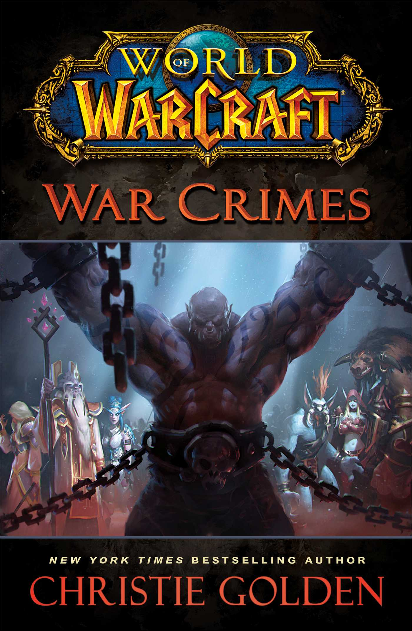 World of warcraft war crimes 9781451684483 hr