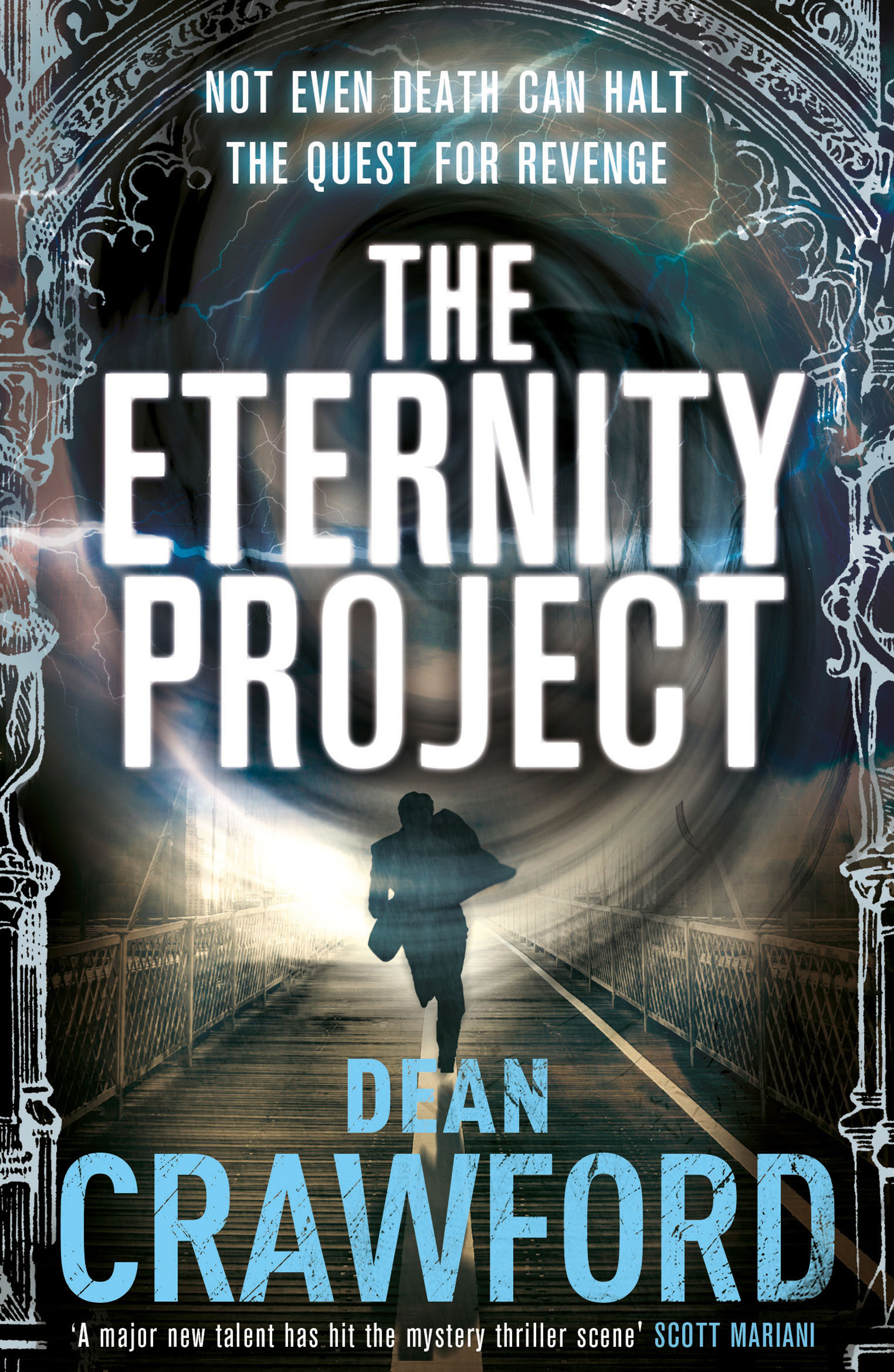 book cover image jpg the eternity project