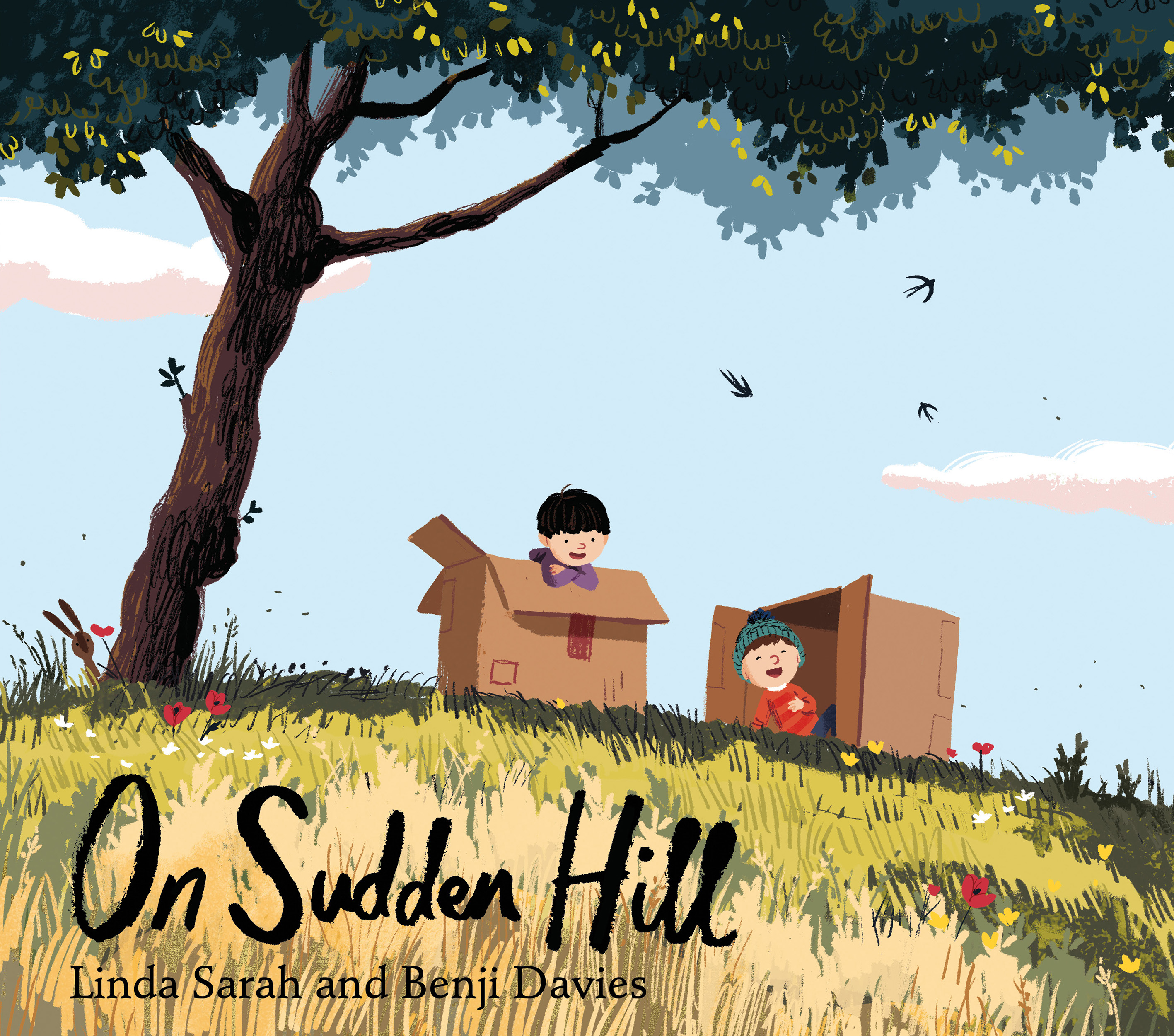 On sudden hill book by linda sarah benji davies official 9781471119286 hr fandeluxe Images