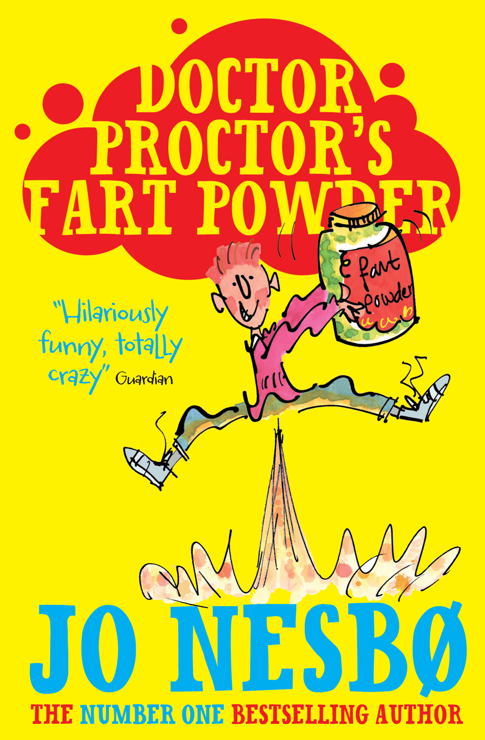 doctor farting