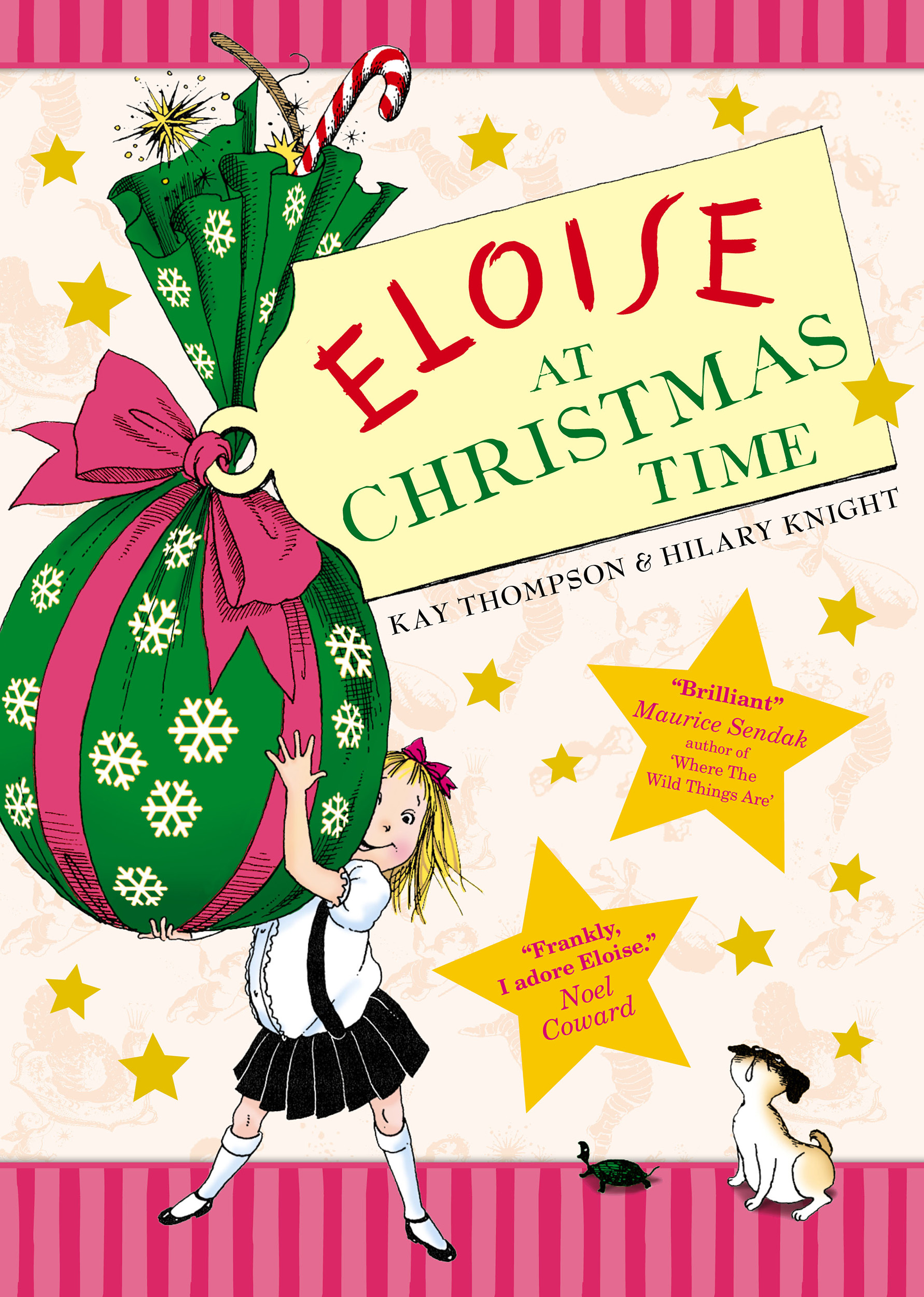Eloise At Christmastime | Book by Kay Thompson, Hilary Knight ...
