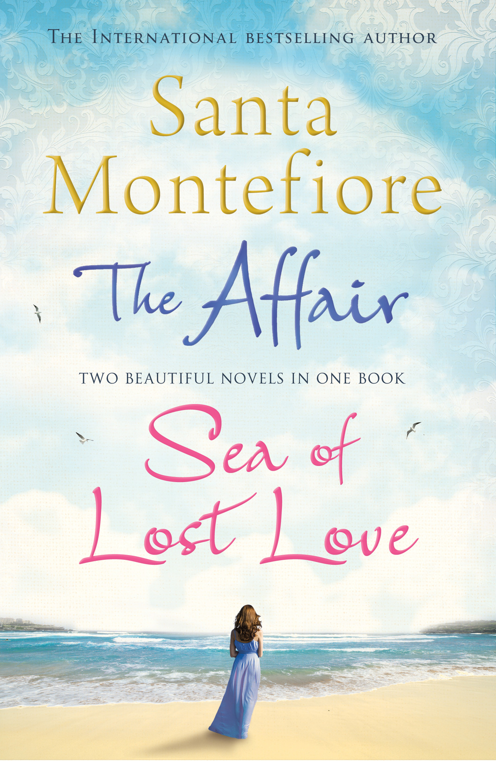 Love Affair Book Cover : The affair and sea of lost love bindup book by santa