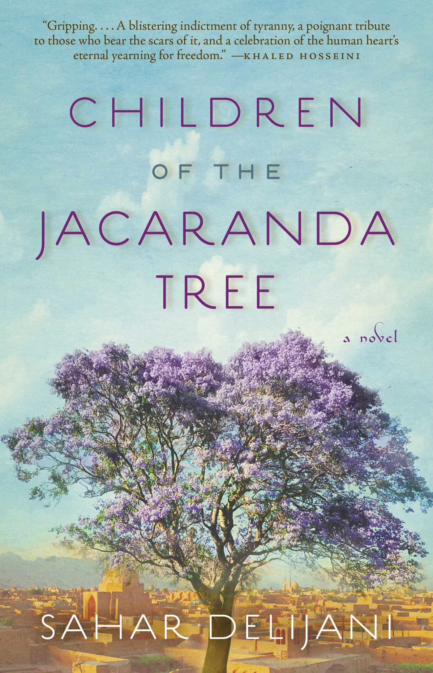 Children of the jacaranda tree 9781476709109 hr