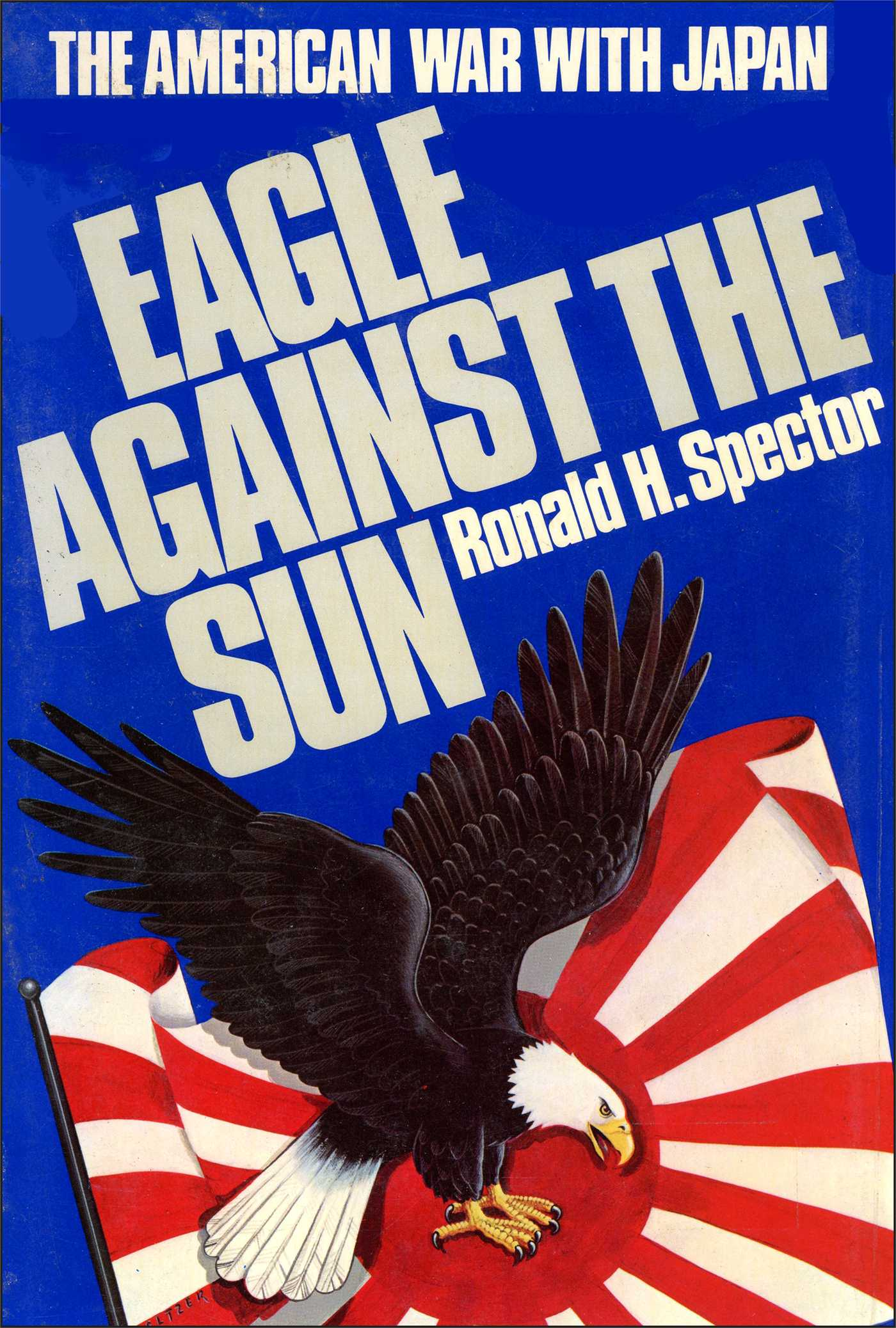 Eagle against the sun 9781476727424 hr