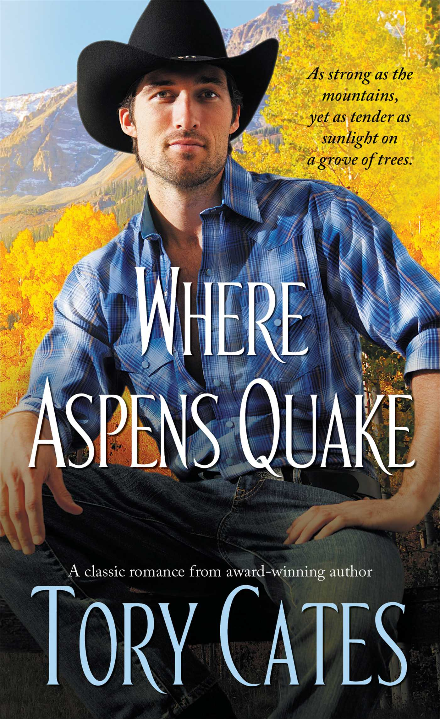 Where aspens quake 9781476732572 hr