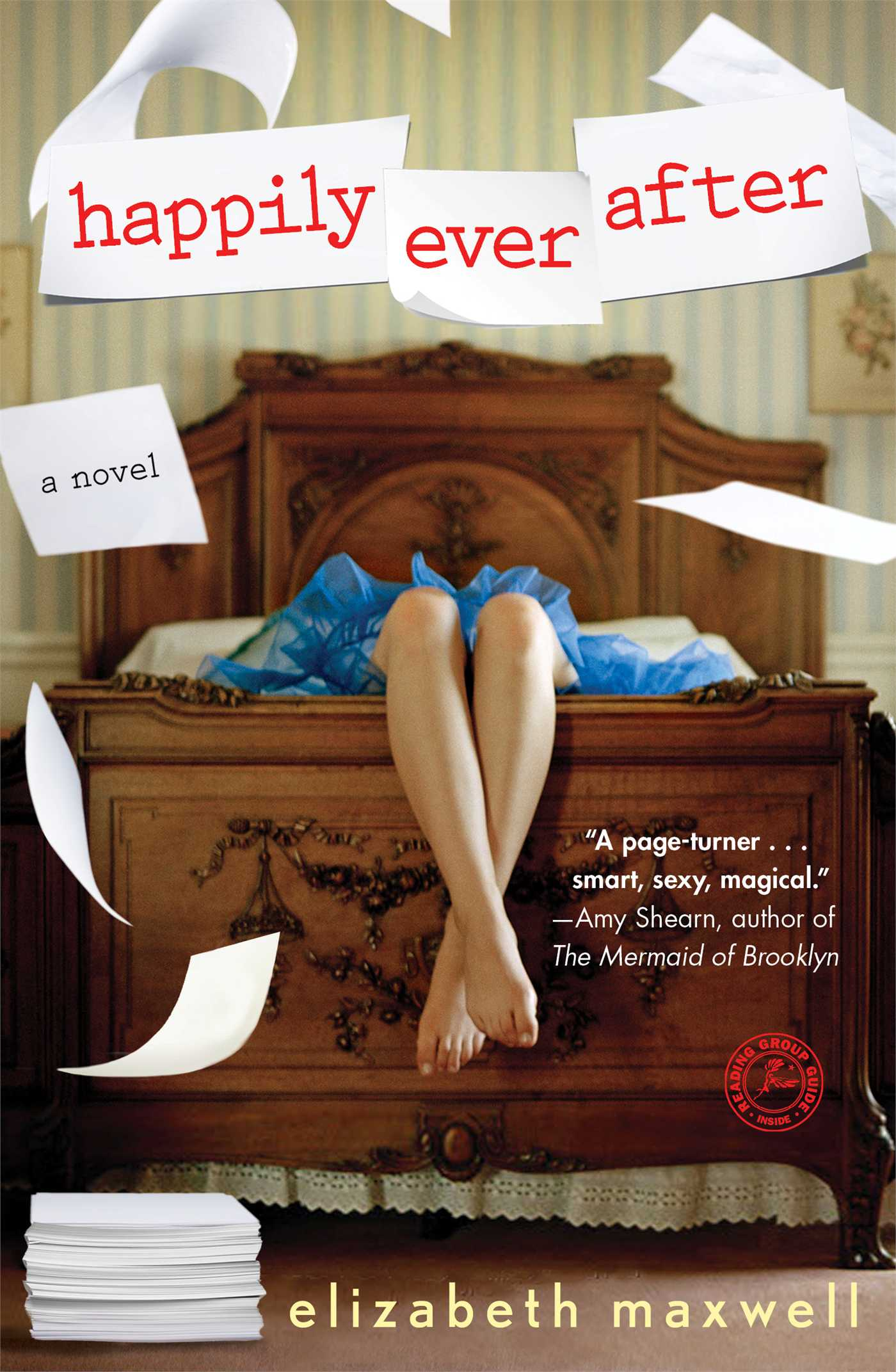 Happily ever after 9781476732664 hr