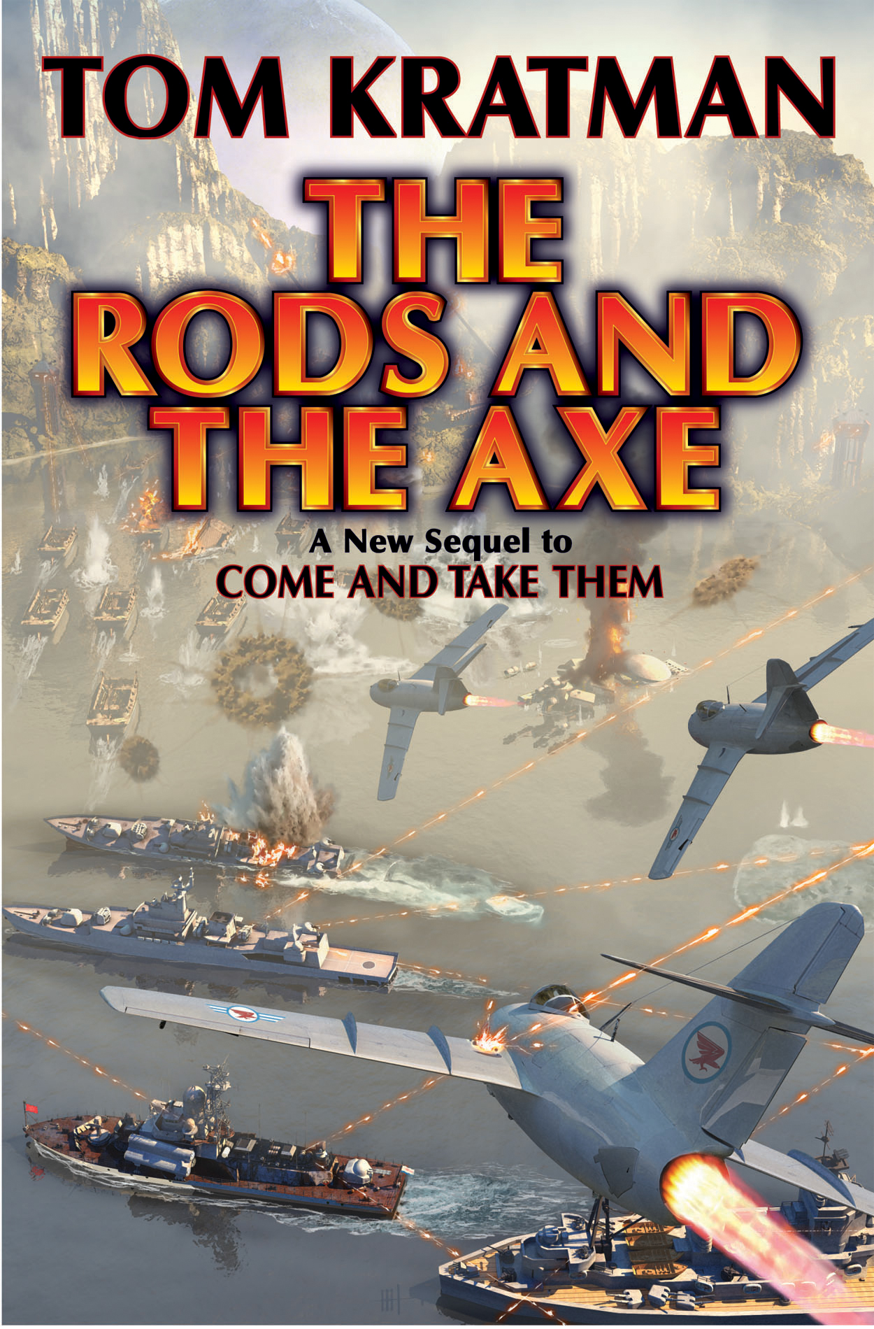 Rods and the axe 9781476736563 hr
