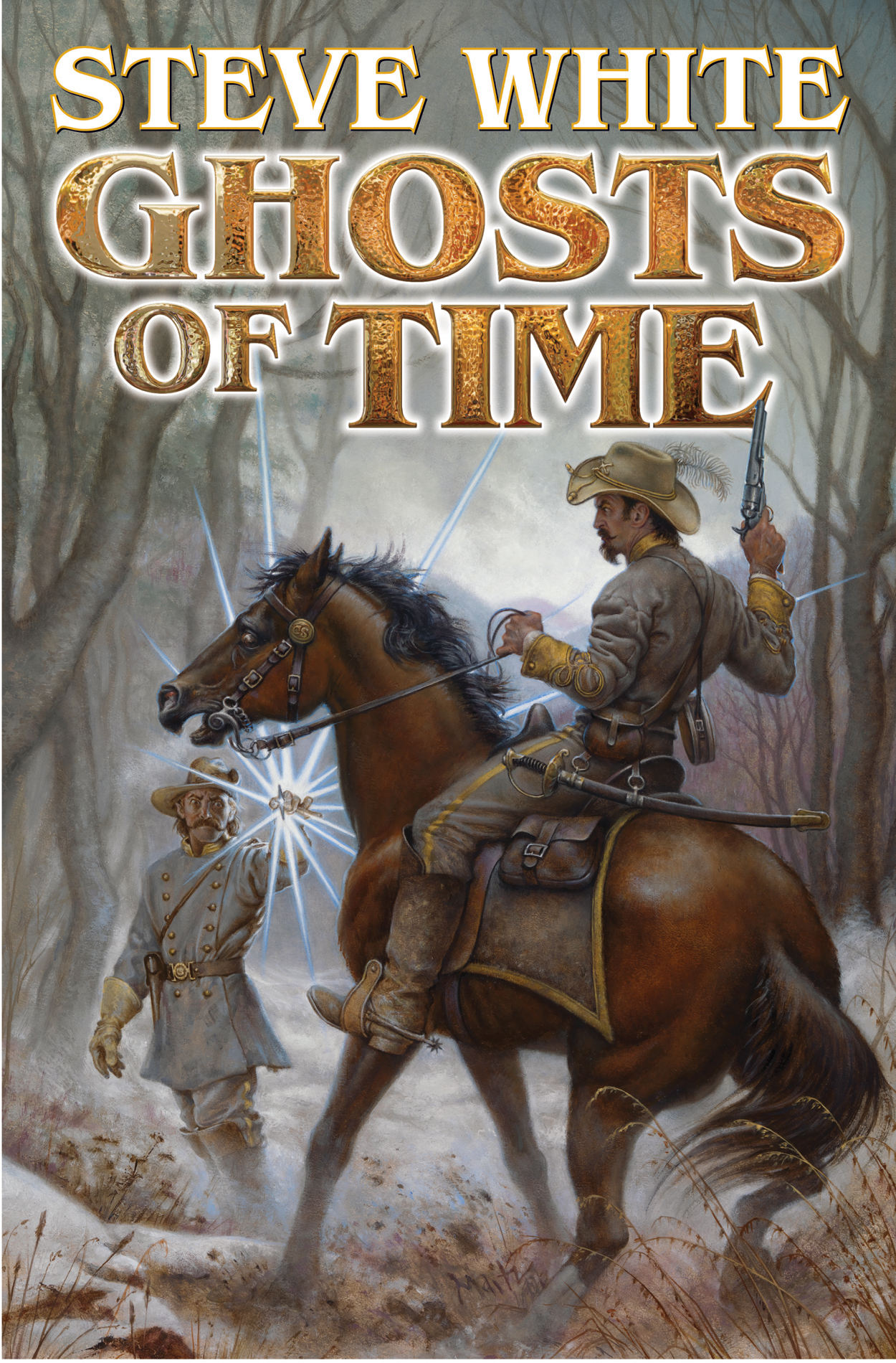 Ghosts of time 9781476736570 hr
