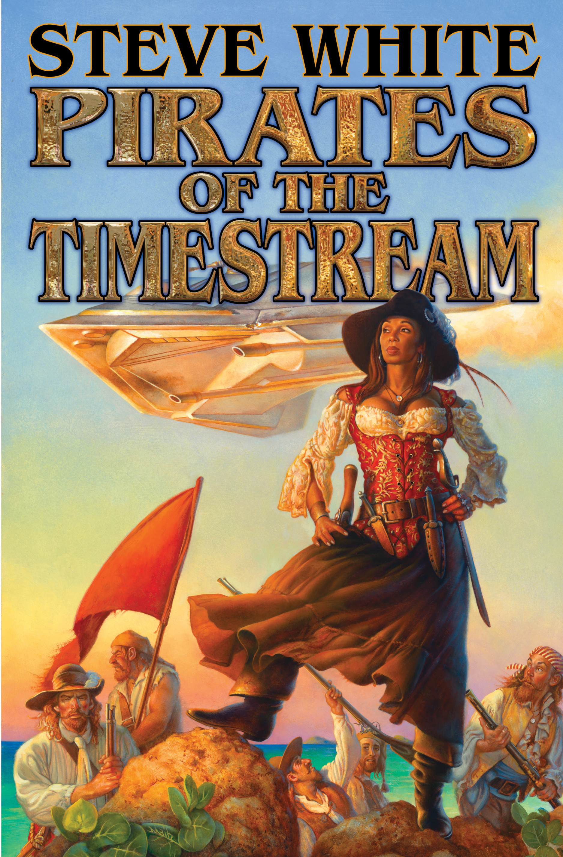 Pirates of the timestream 9781476736778 hr