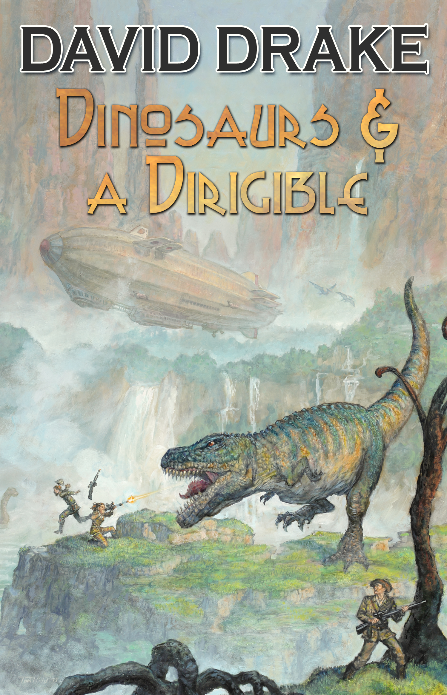 Dinosaurs and dirigibles 9781476736839 hr
