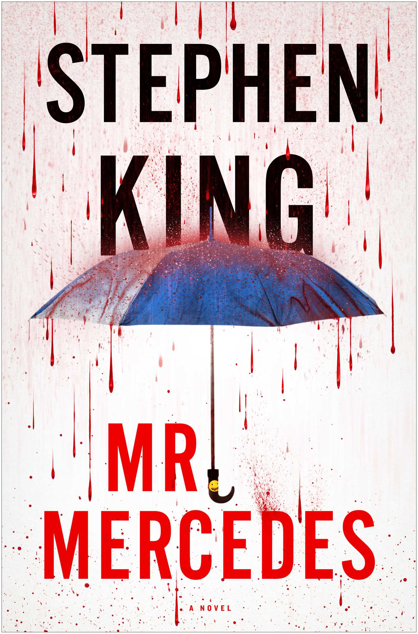 Mr mercedes 9781476754451 hr
