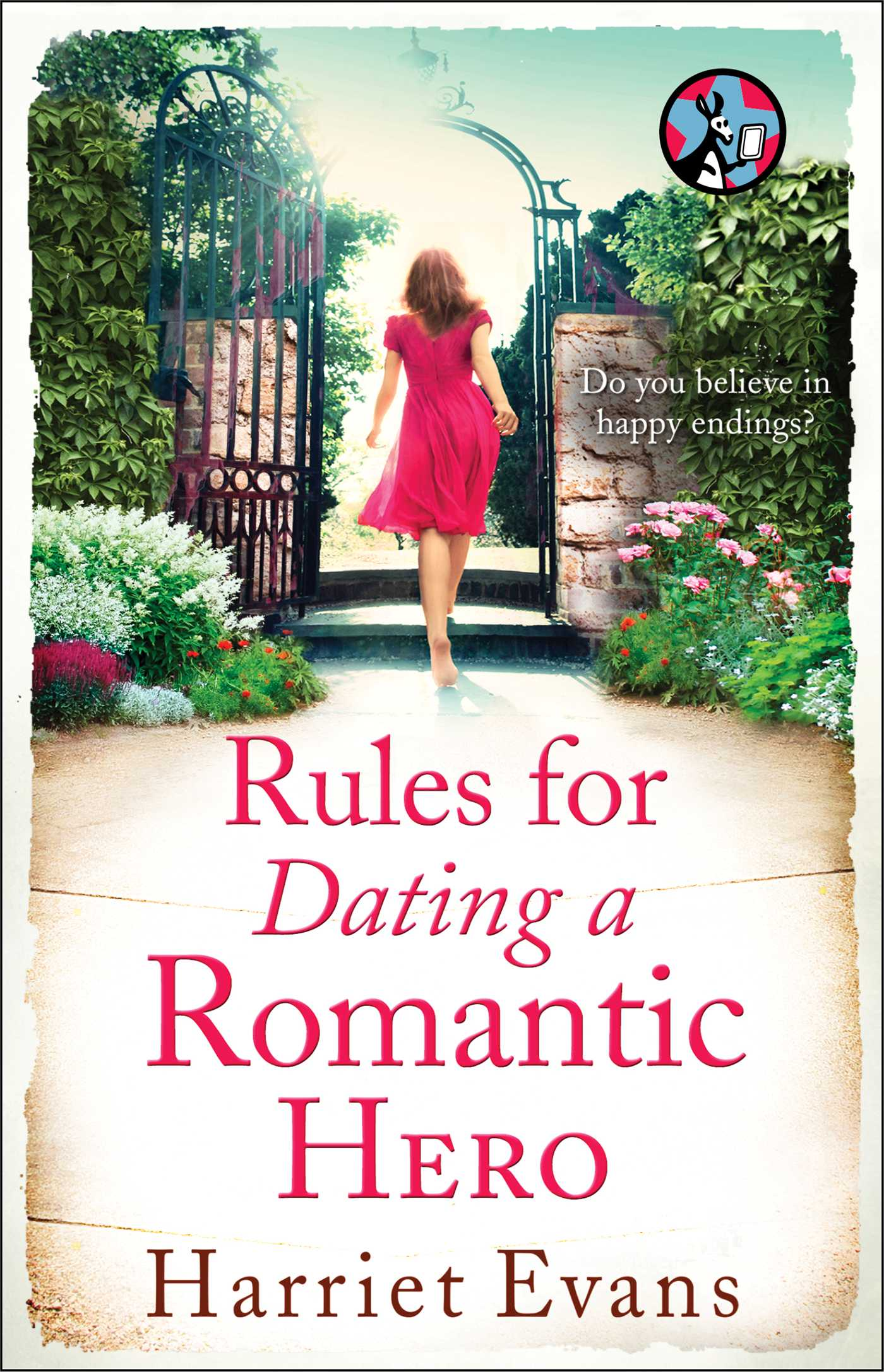 Rules for dating a romantic hero 9781476766188 hr