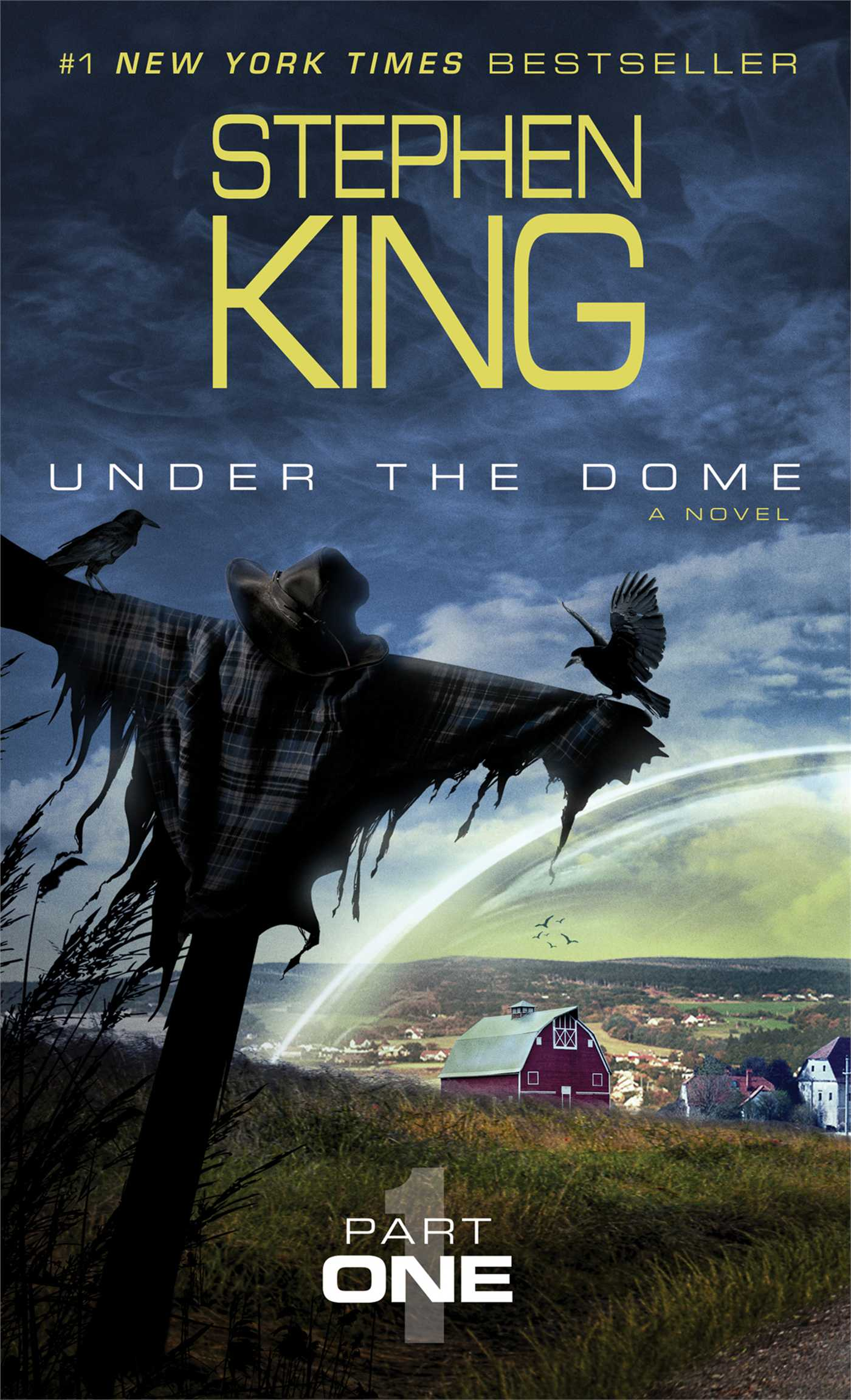 Under The Dome Part 1 Book By Stephen King Official