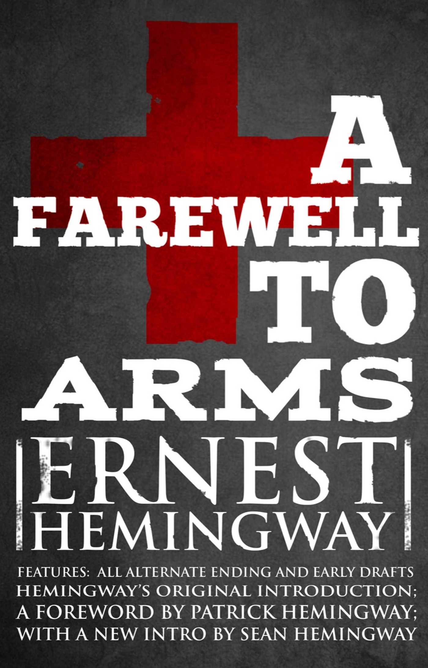 a farewell to arms essay thesis statement for ernest hemingway a farewell to arms