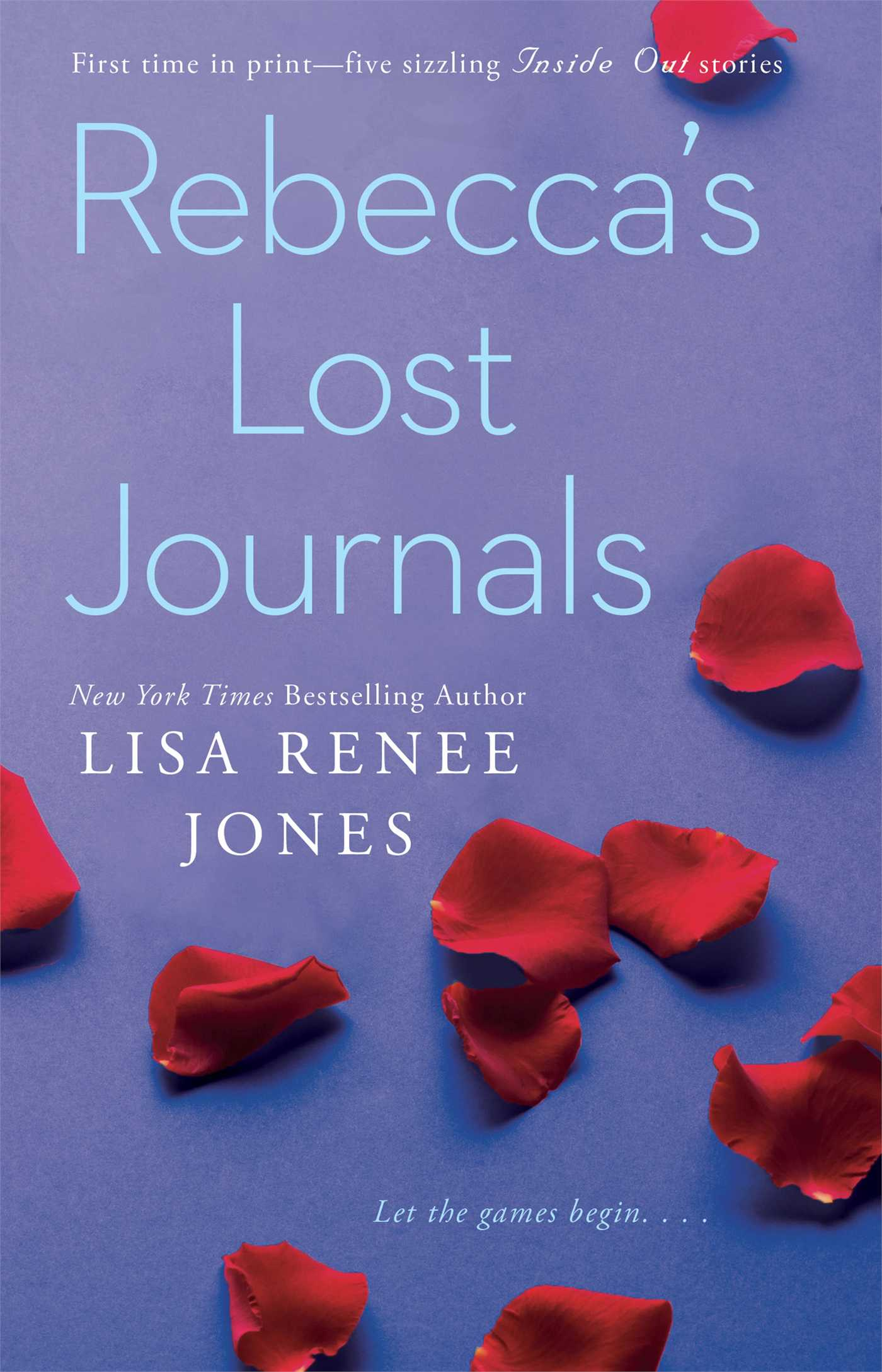 Rebeccas lost journals 9781476772103 hr
