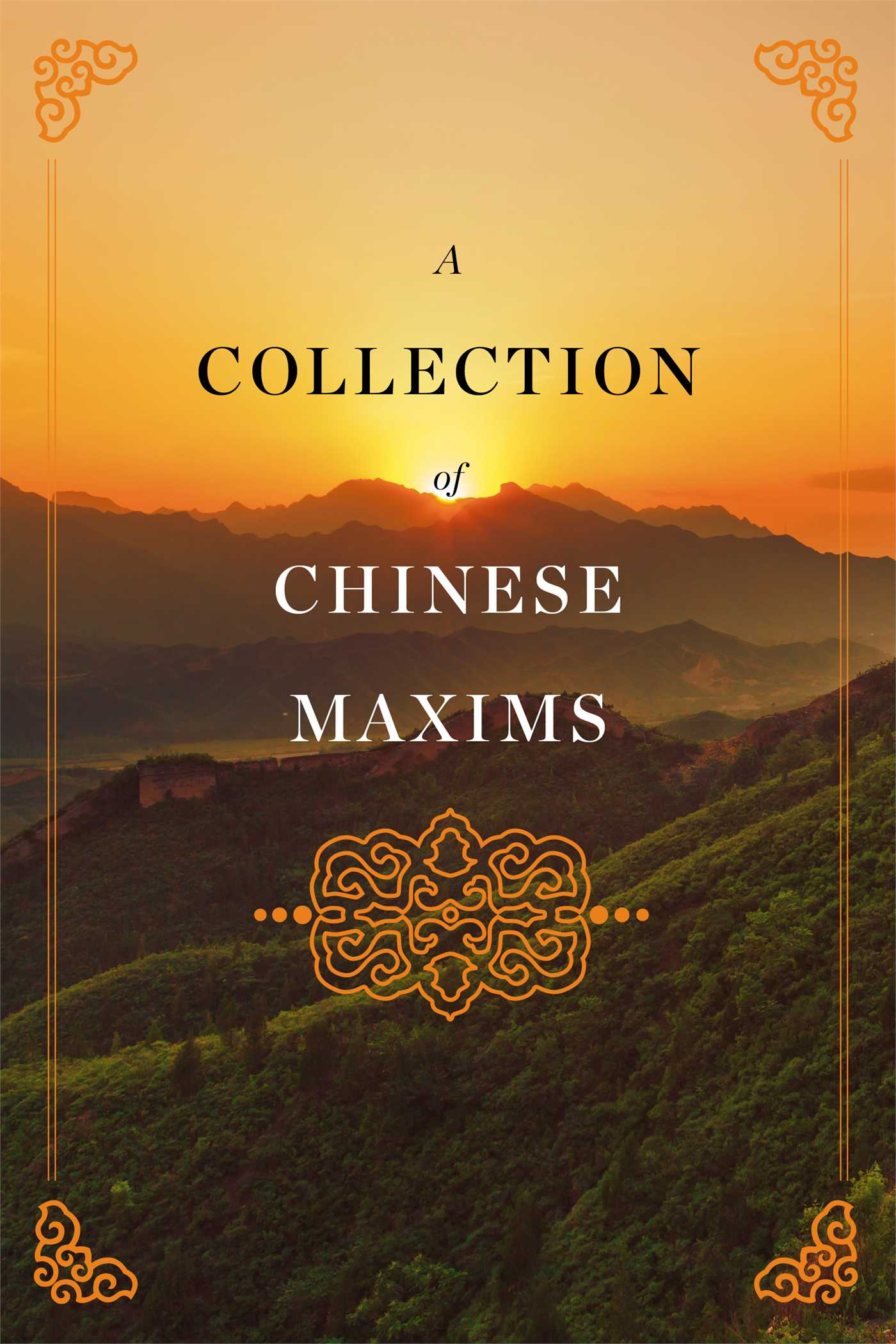 Collection of chinese maxims 9781476774985 hr