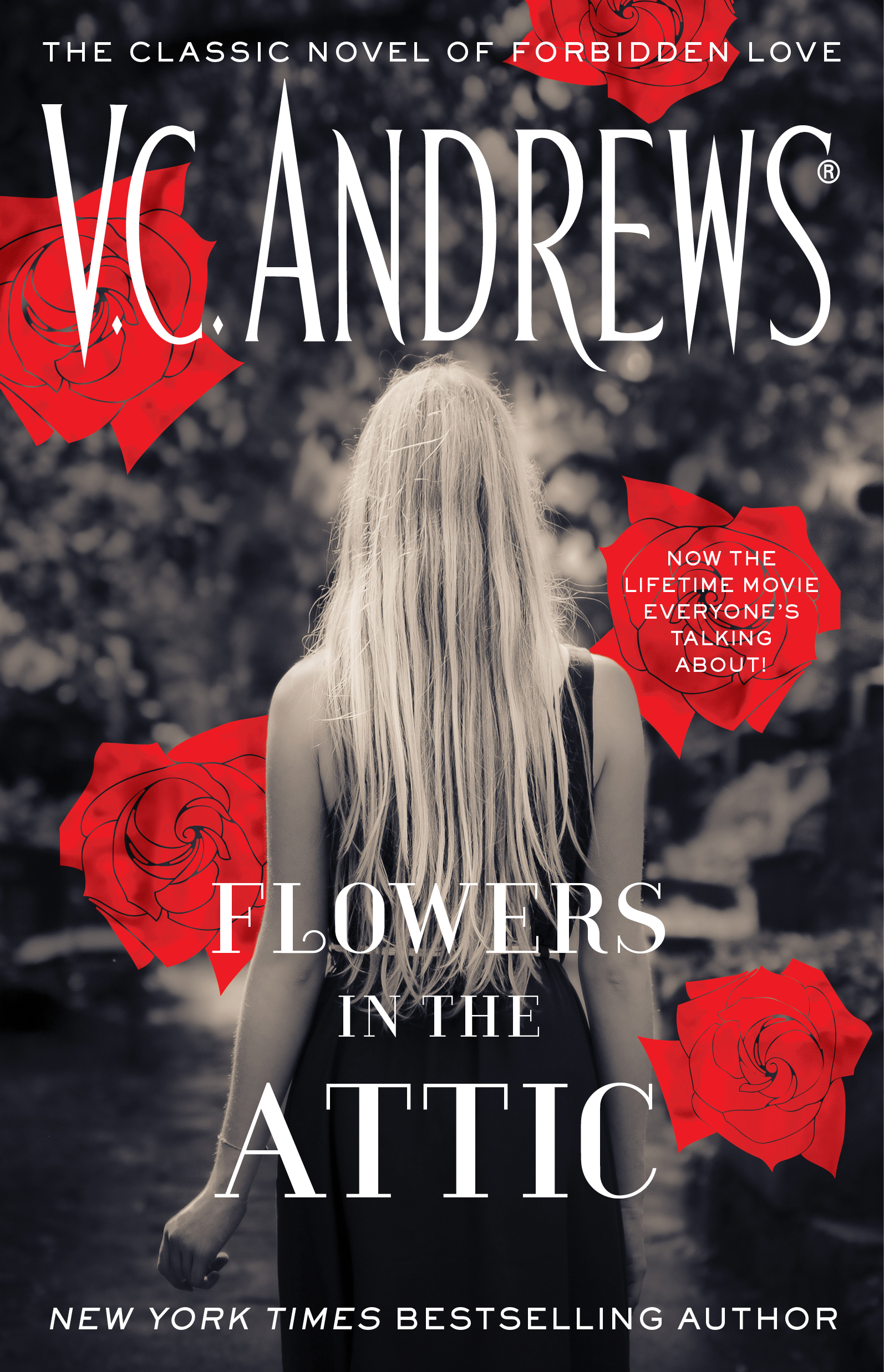 Image result for flowers in the attic book