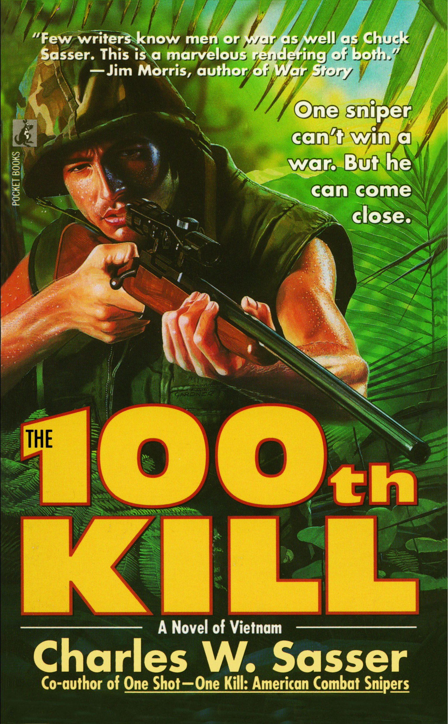 Charles w sasser official publisher page simon schuster book cover image jpg the 100th kill fandeluxe Epub