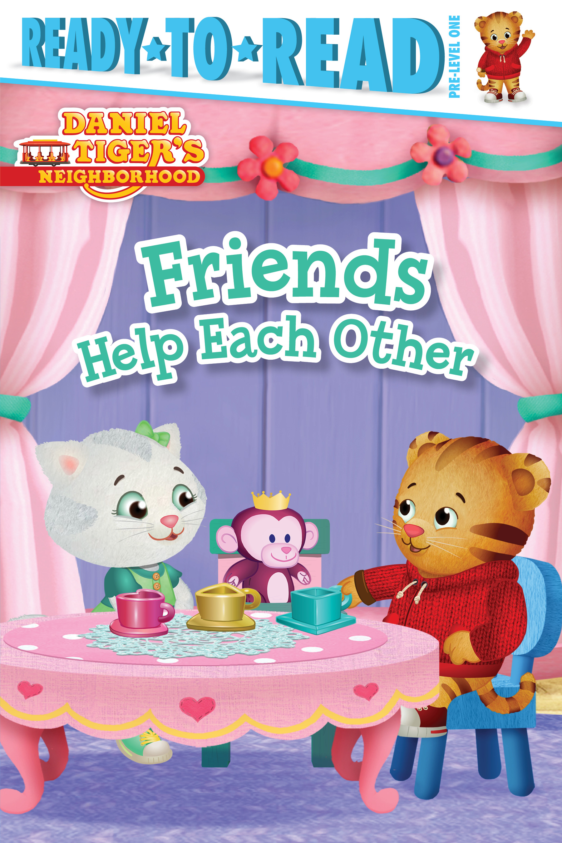 Friends help each other 9781481403665 hr