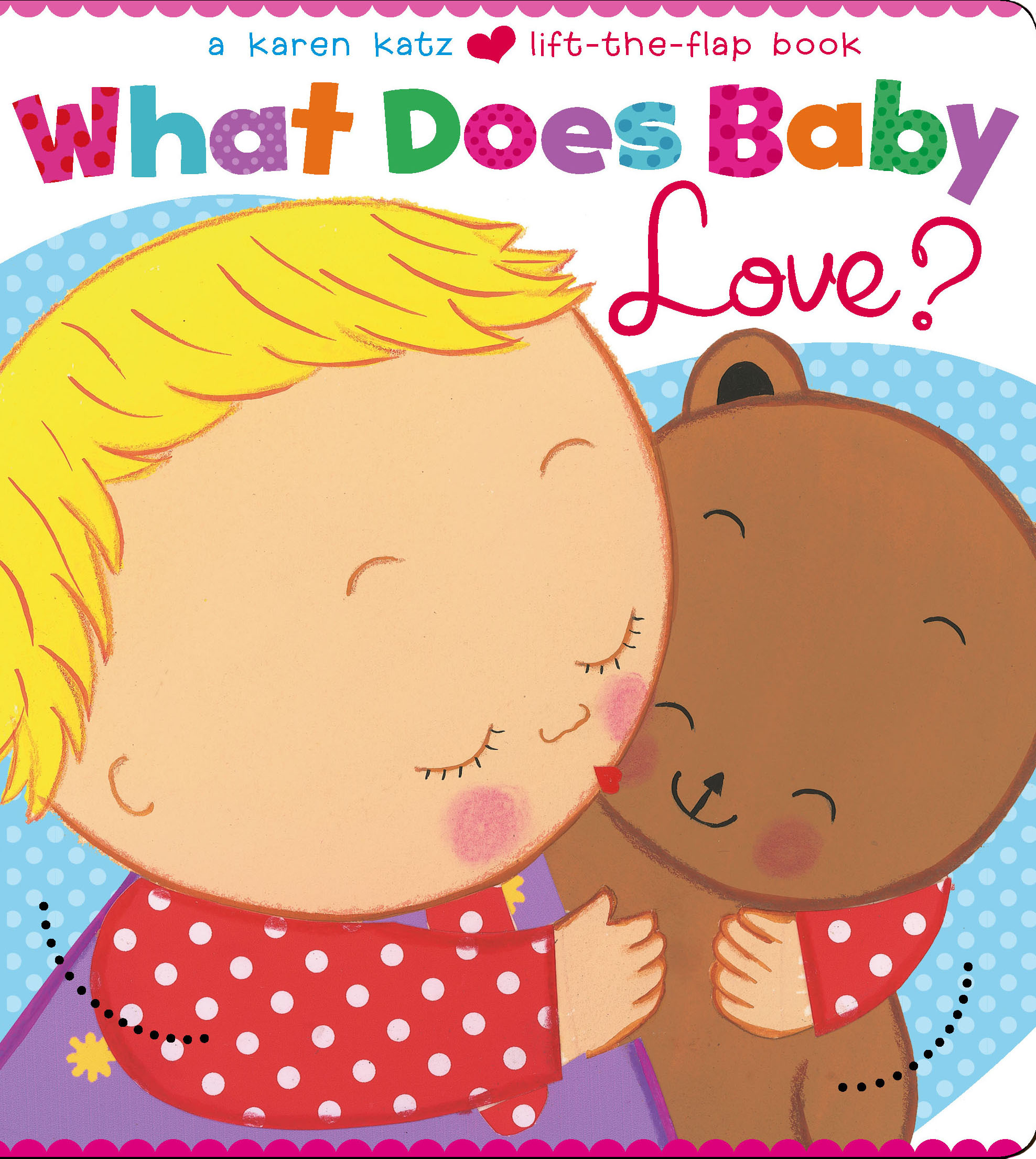 What does baby love 9781481405218 hr