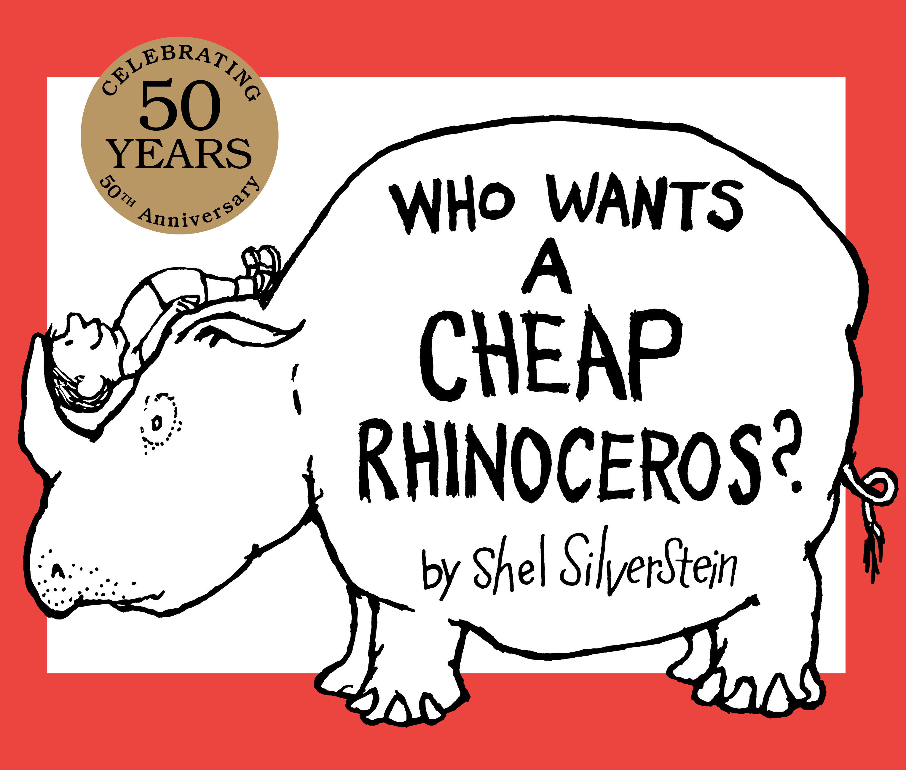 Who wants a cheap rhinoceros 9781481415934 hr