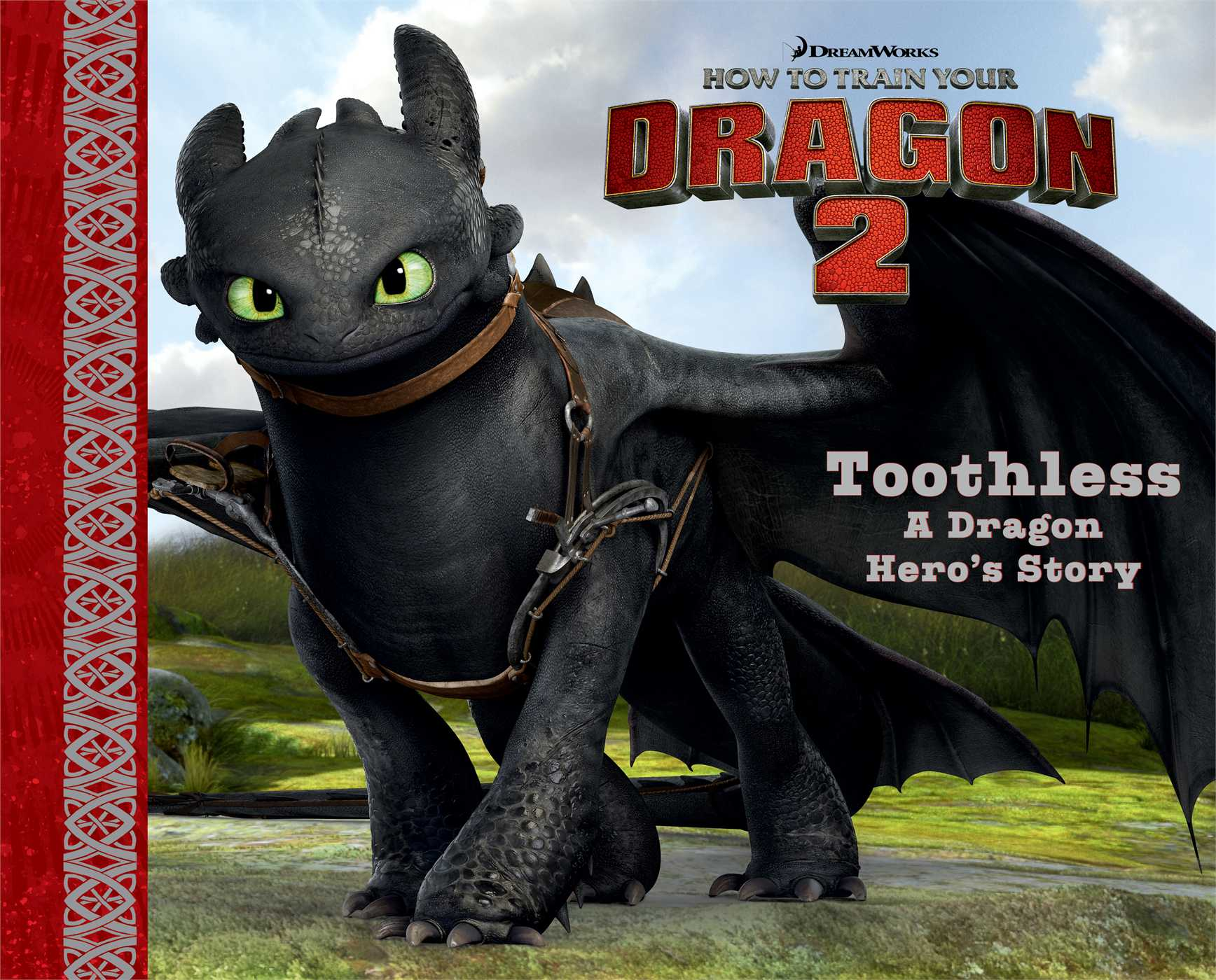 Toothless 9781481419284 hr