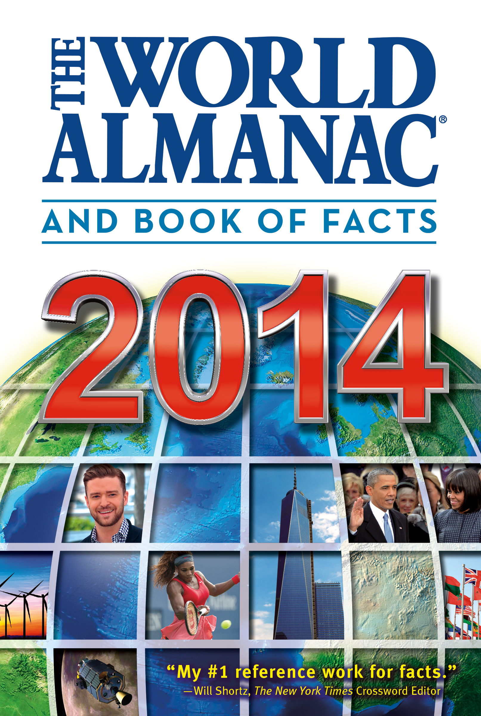 World almanac and book of facts 2014 9781600571831 hr