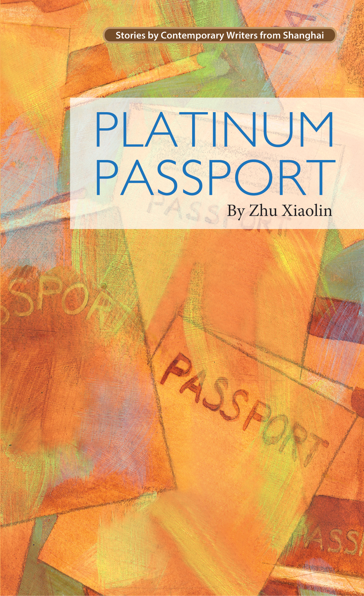 Platinum passport 9781602202405 hr