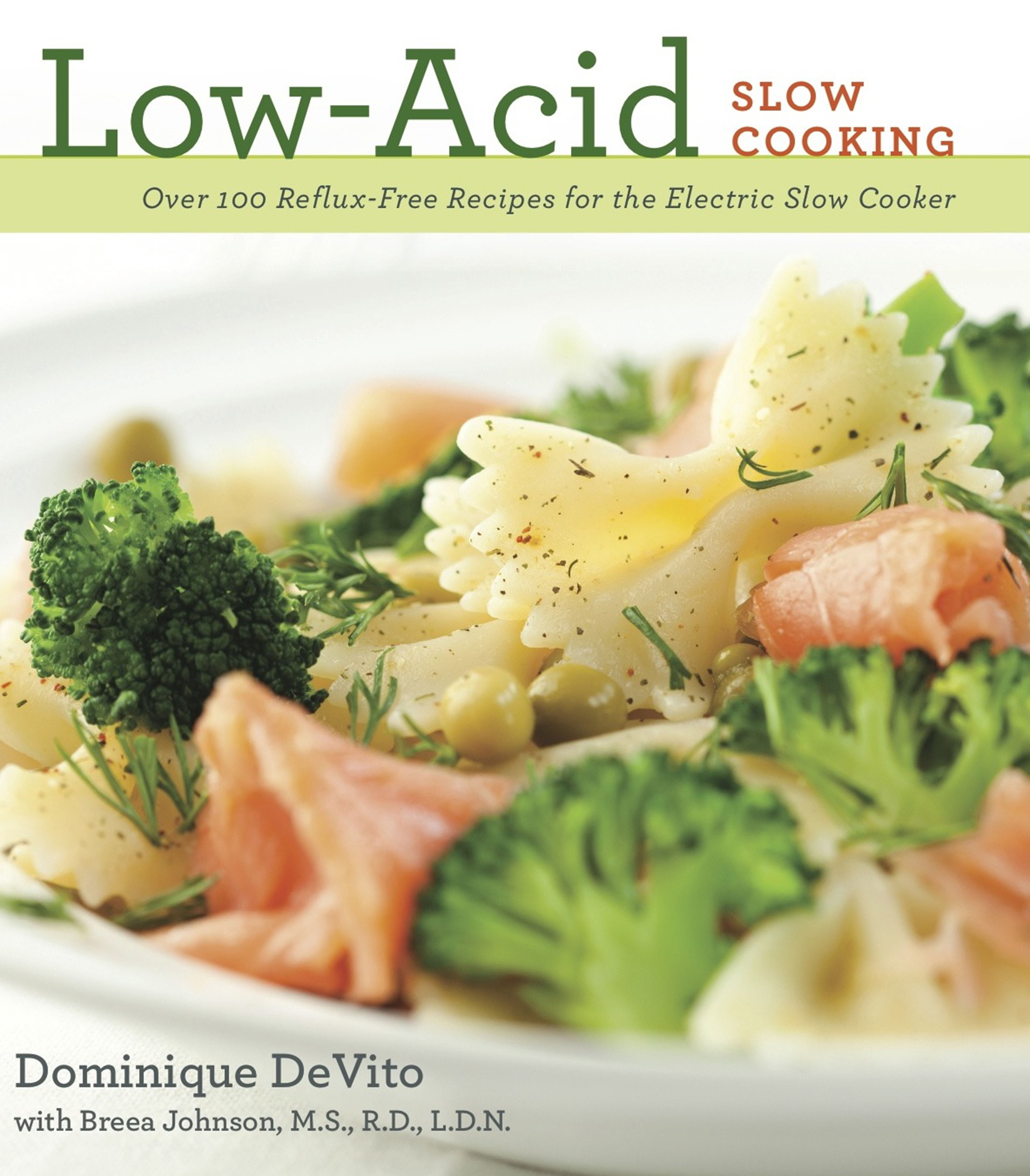 Low acid slow cooking 9781604333930 hr