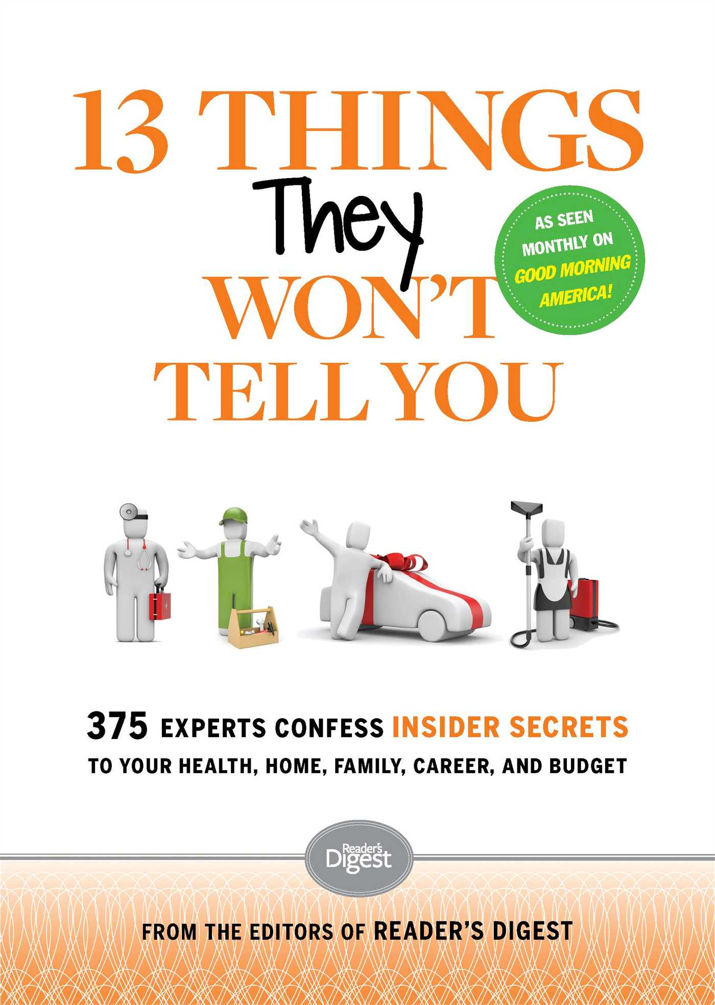 13 things they wont tell you 9781621451419 hr