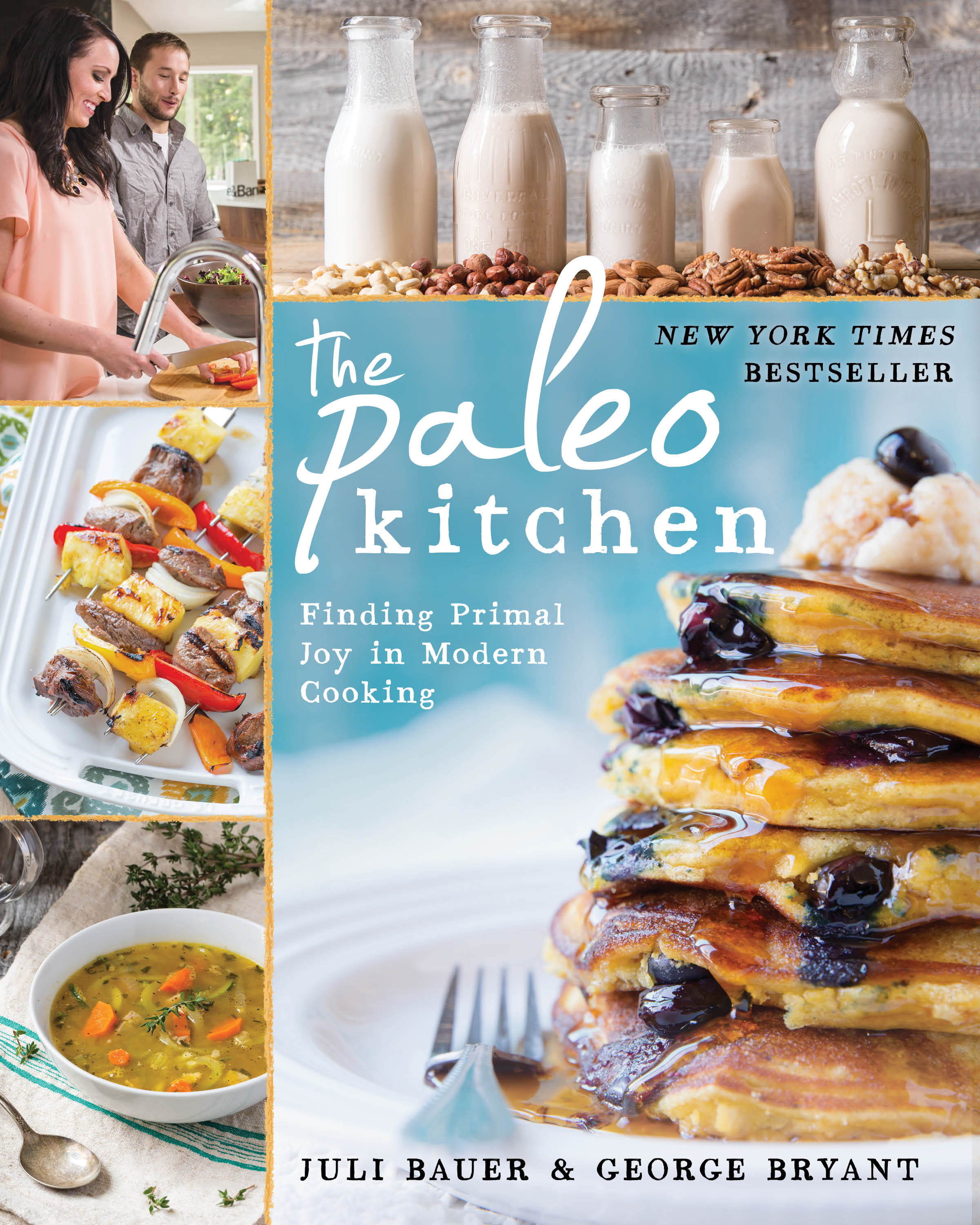 The Paleo Kitchen | Book by Juli Bauer, George Bryant | Official ...