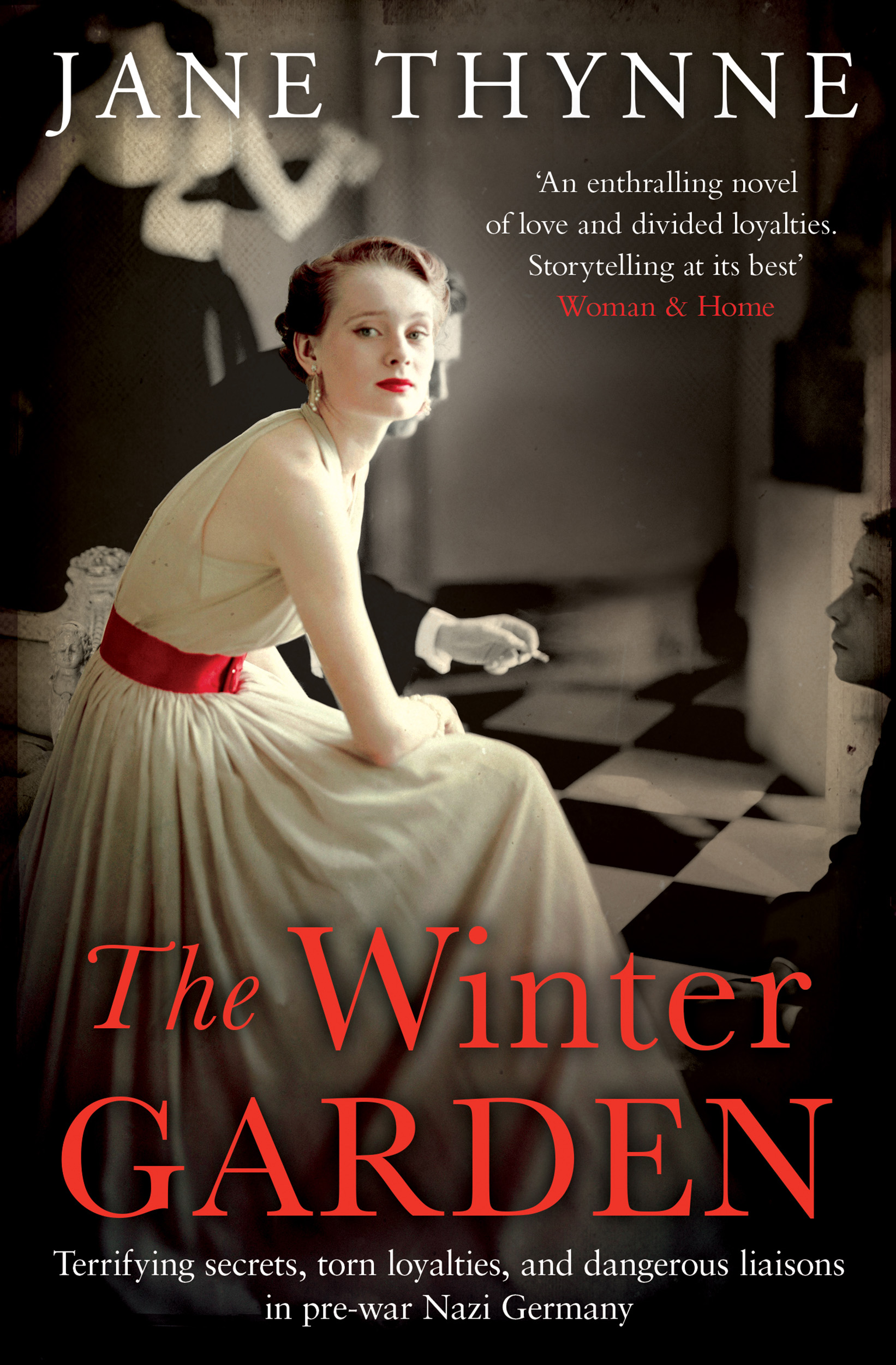 the winter garden book by jane thynne official publisher page