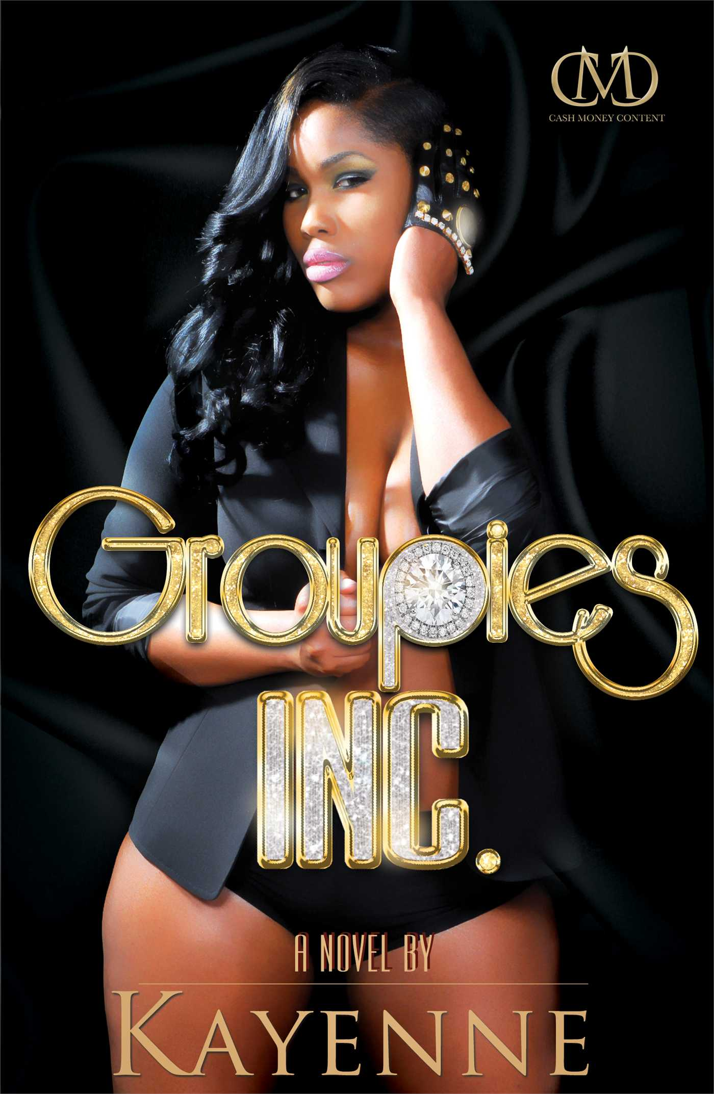 Groupies inc 9781936399598 hr