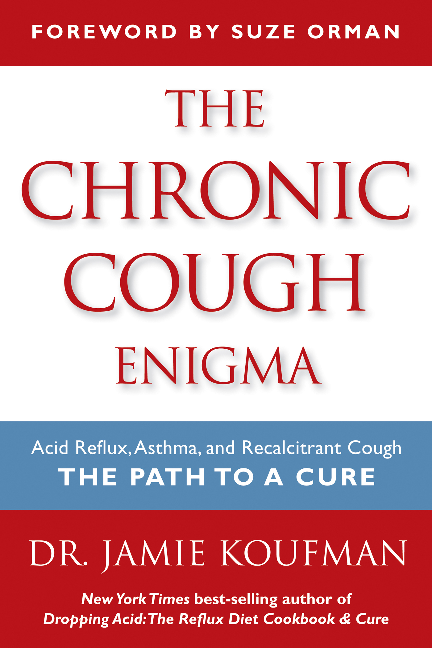 Chronic cough enigma 9781940561004 hr