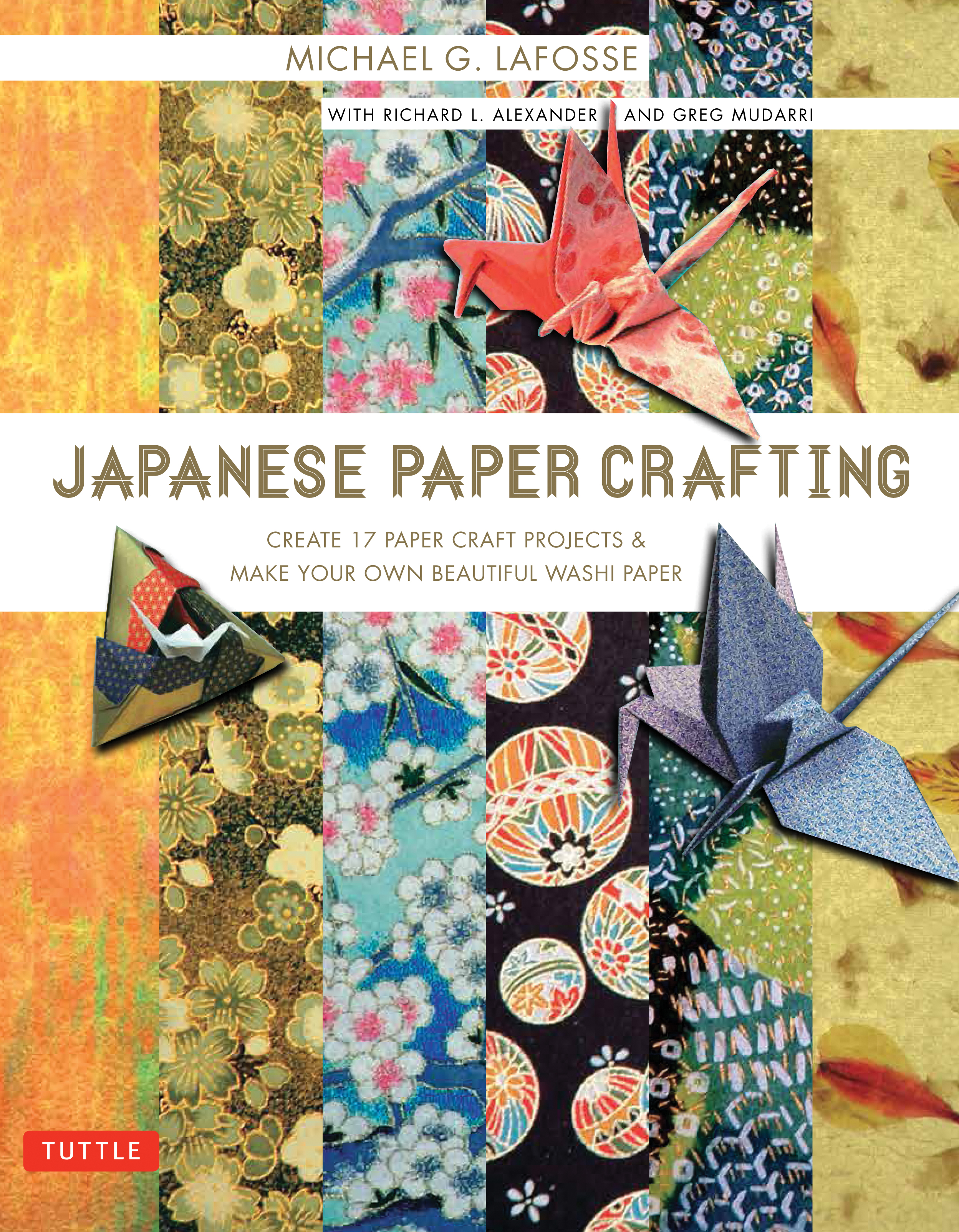 Japanese paper crafting 9784805312926 hr