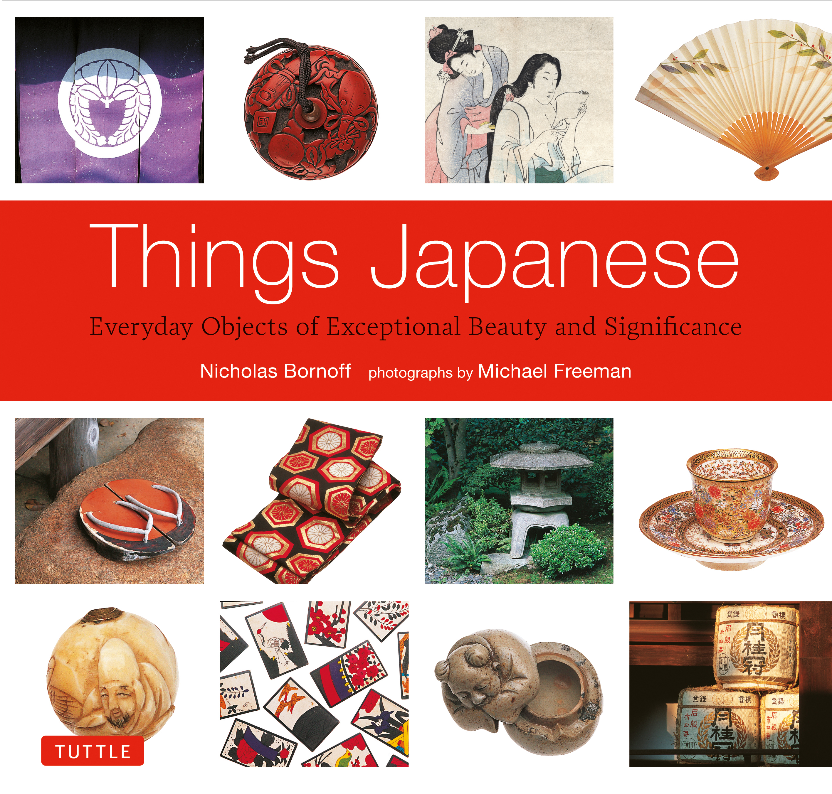 Things japanese 9784805313039 hr