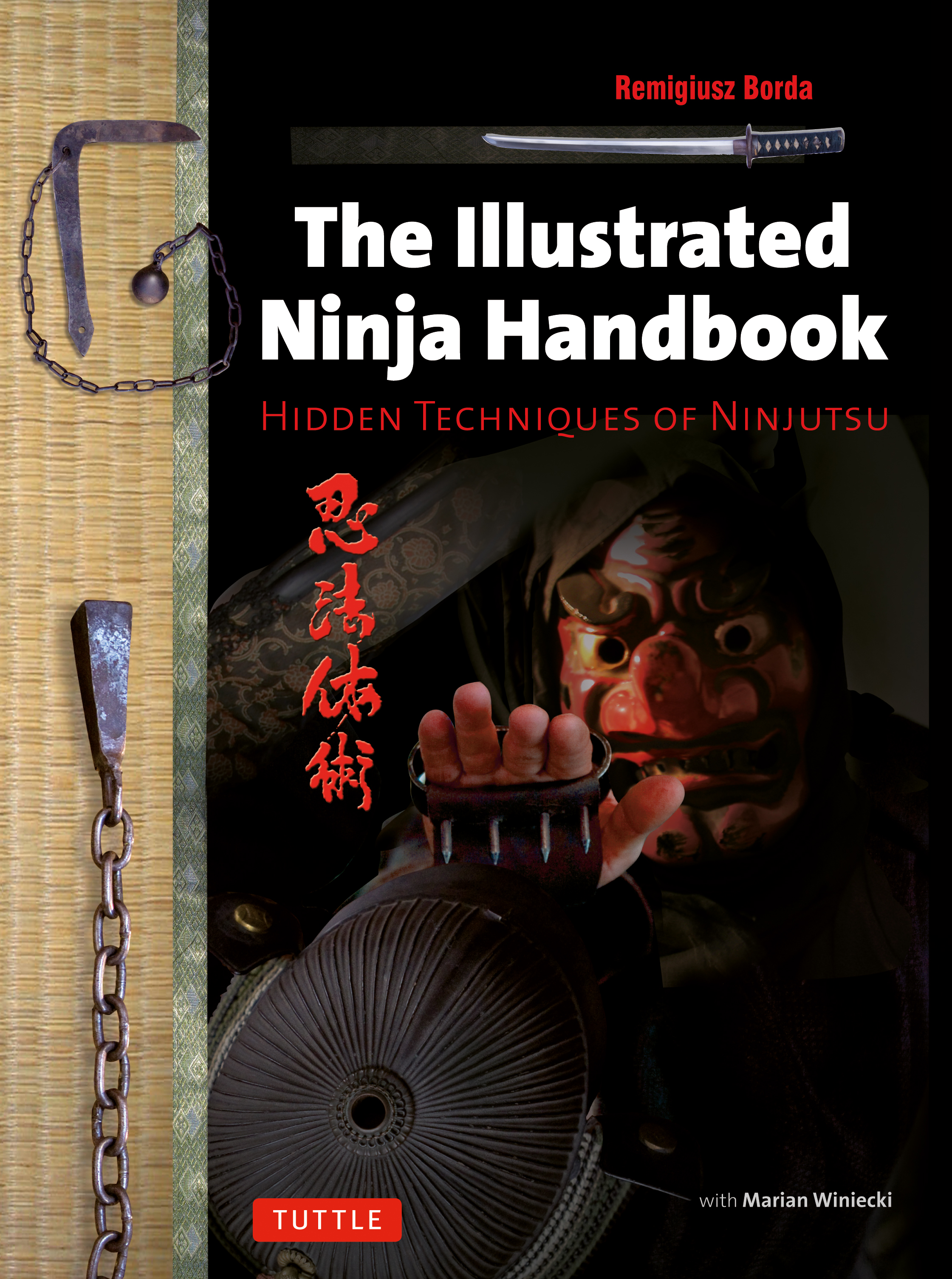 Illustrated ninja handbook 9784805313053 hr