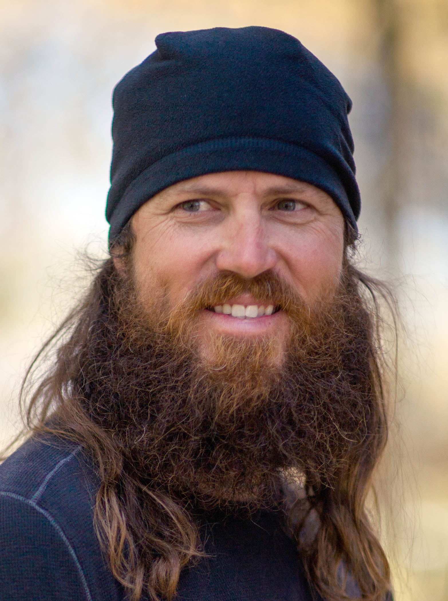 Jase Robertson Of Duck Dynasty Shaves It All Off For